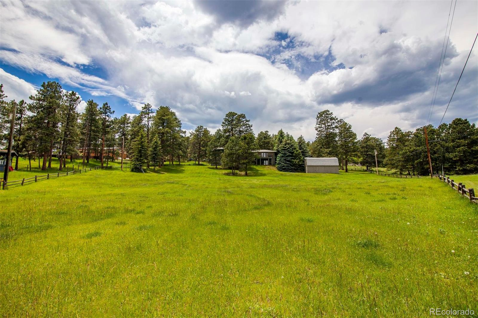 5002 S Syndt Road, Evergreen CO 80439