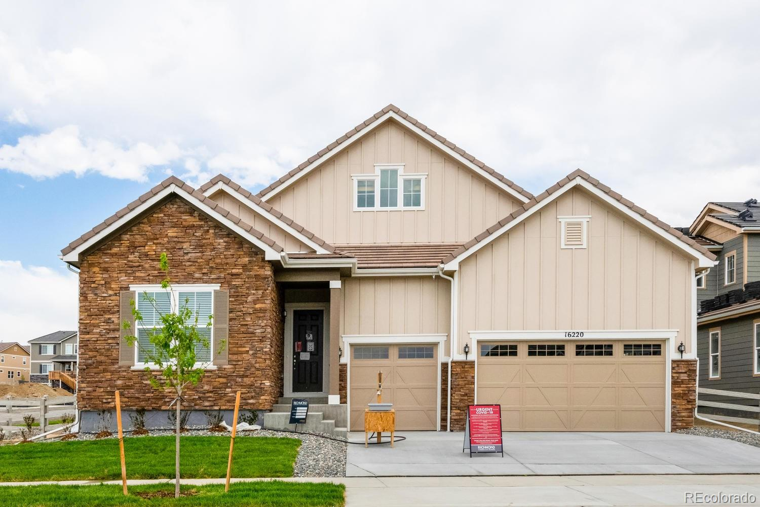 16220 Mount Oso Place, Broomfield CO 80023