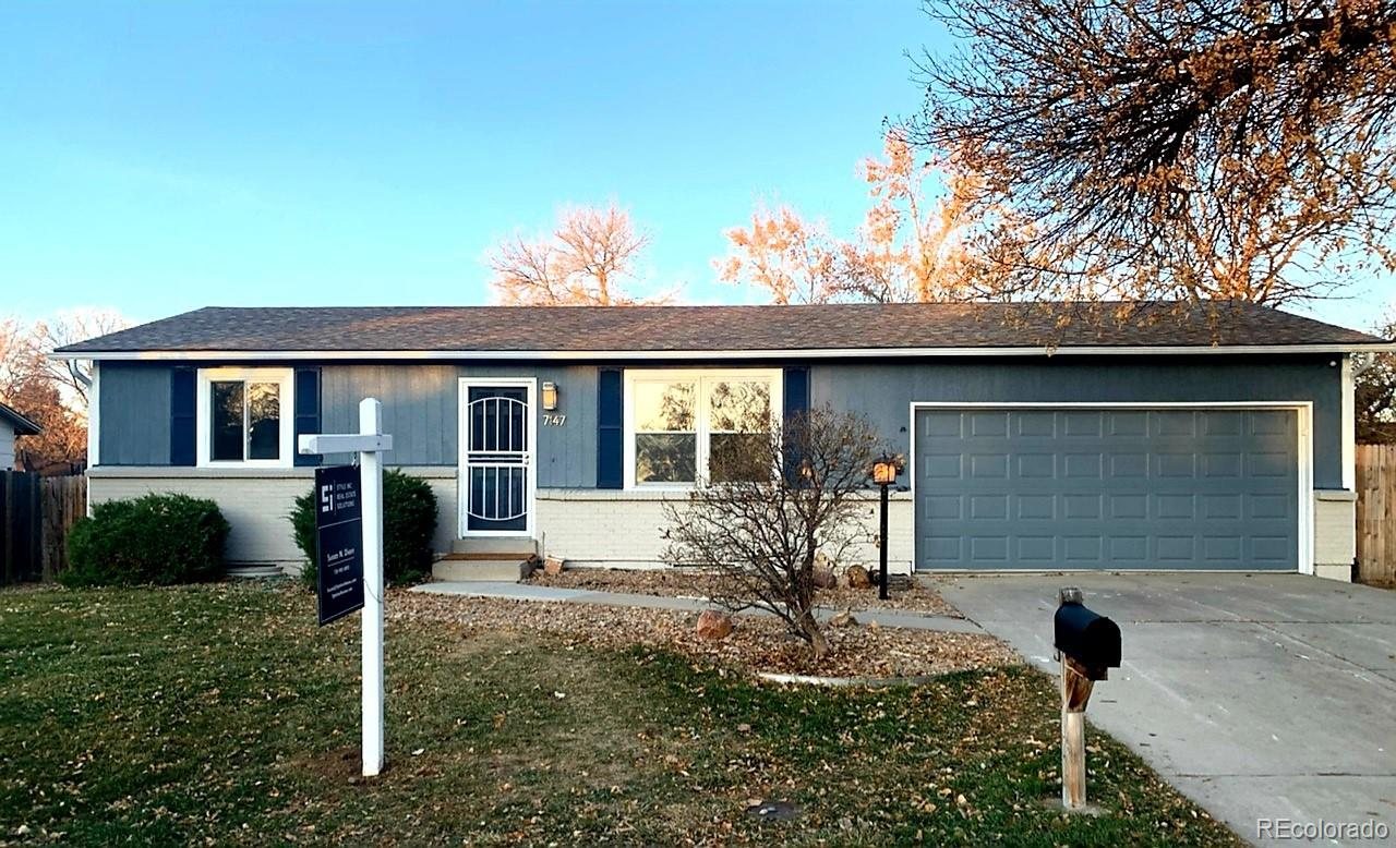 7147 Wright Court, Arvada CO 80004