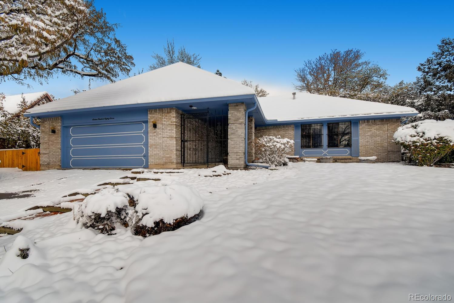 1687 W 115th Circle, Westminster CO 80234