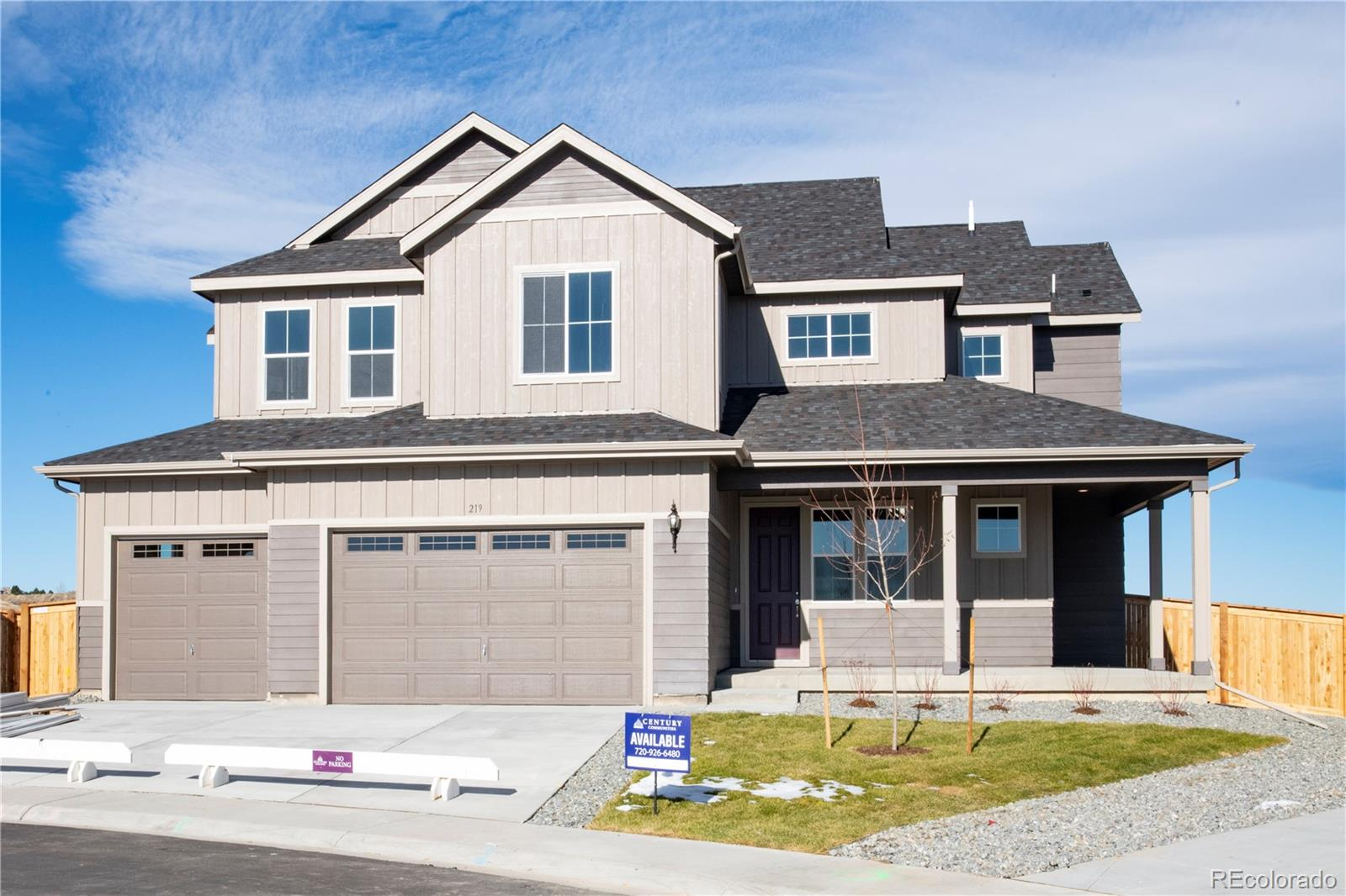 219 Merrimack Place, Castle Pines CO 80108