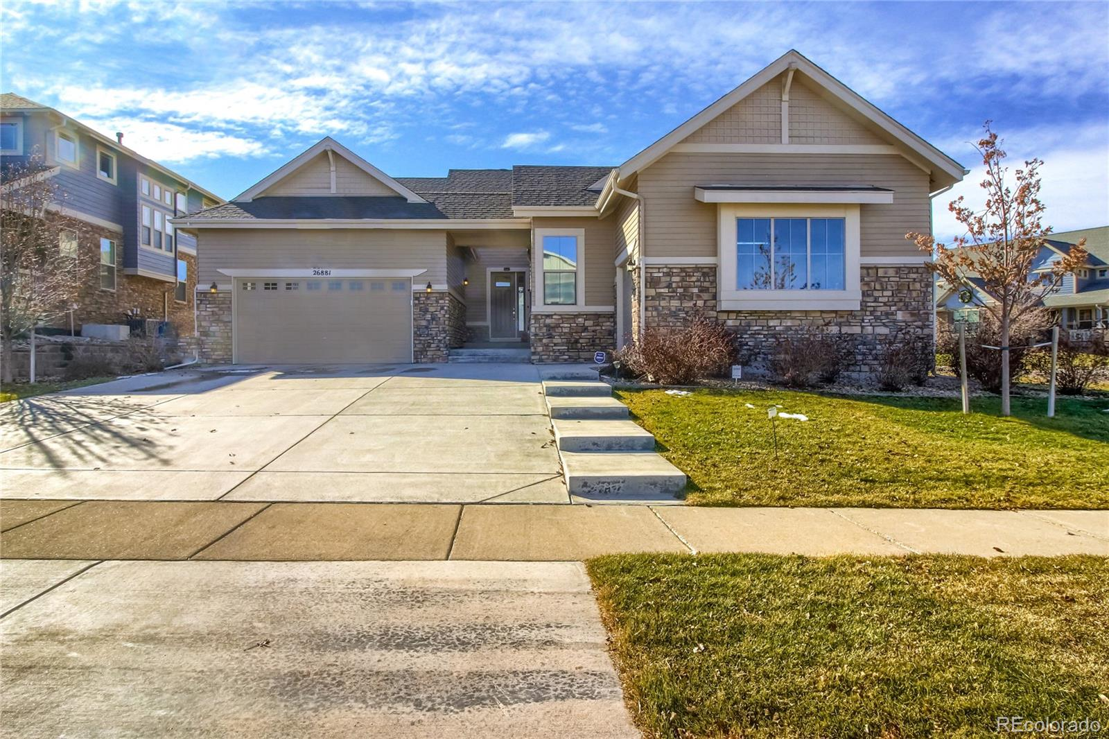 26881 E Briarwood Circle, Aurora CO 80016