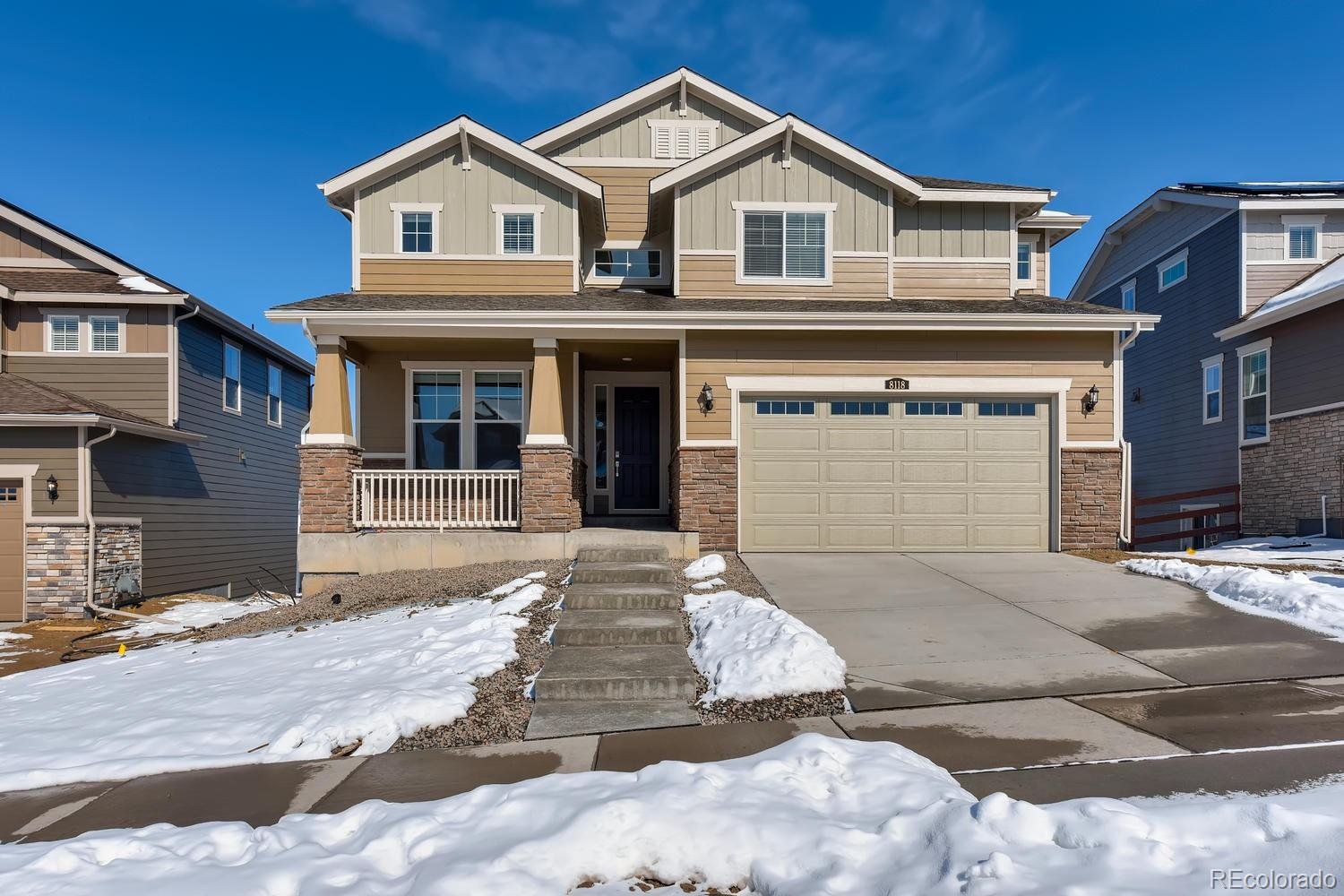 8118 S Jackson Gap Street, Aurora CO 80016