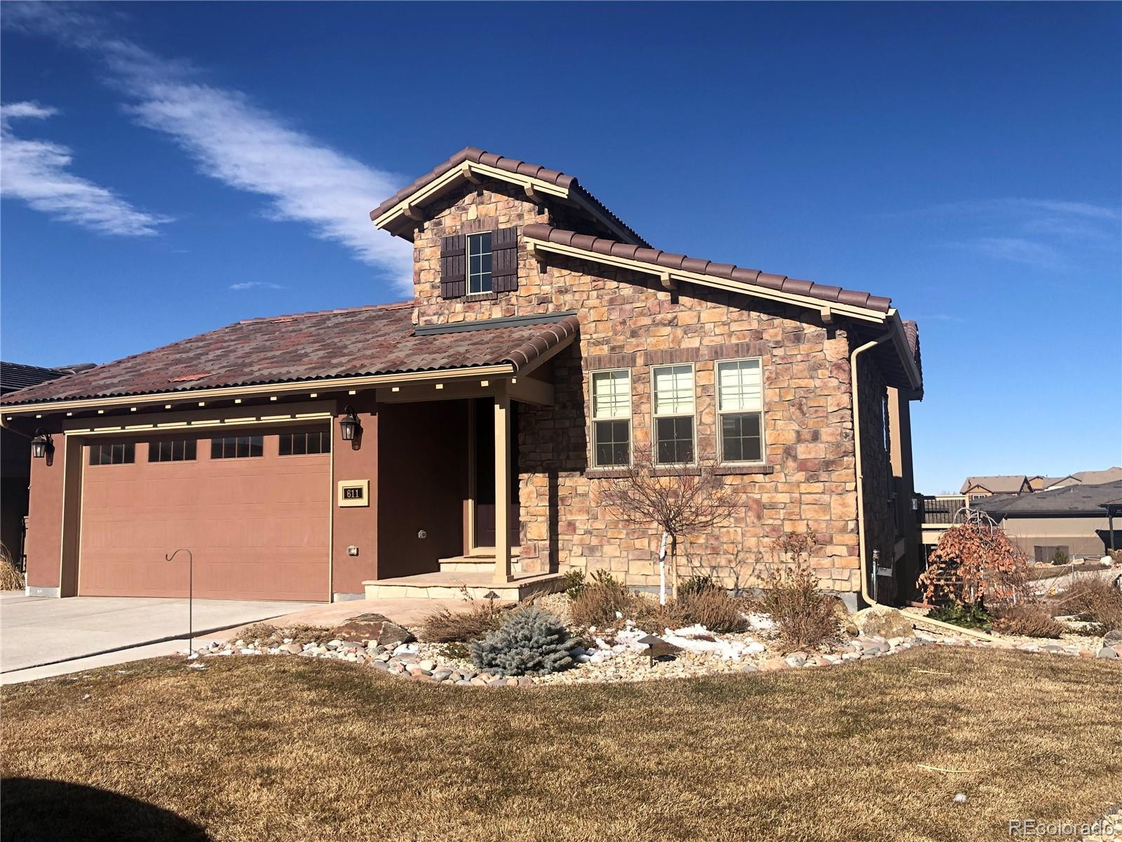 611 Sweetberry Place, Highlands Ranch CO 80126