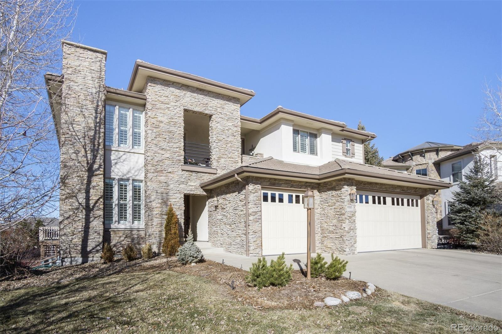 9583 Sunset Hill Drive, Lone Tree CO 80124
