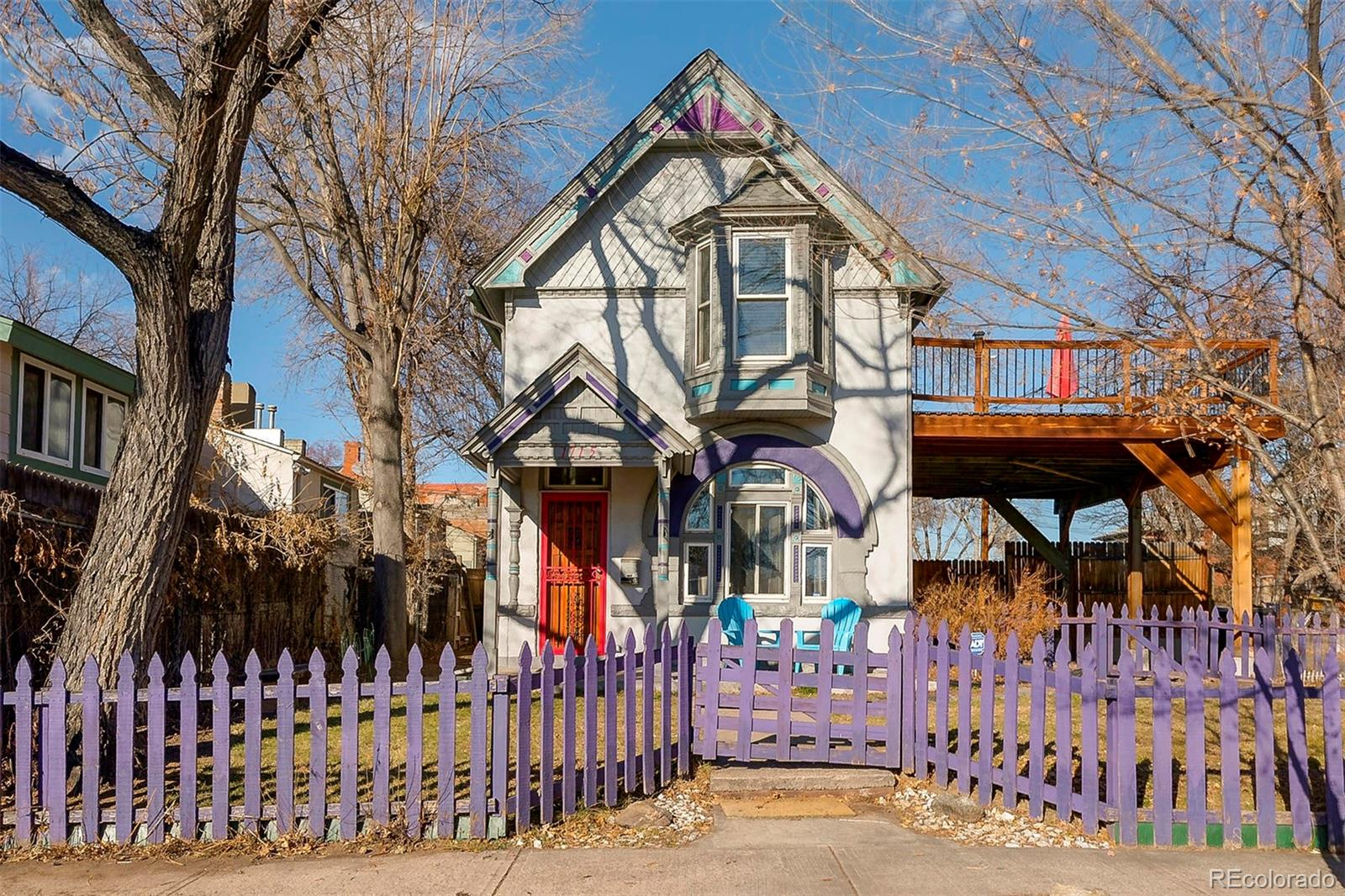 1715 E 25th Avenue, Denver CO 80205