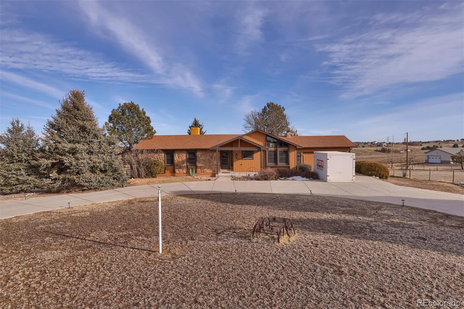 12834 Forest Canyon Drive, Parker CO 80138