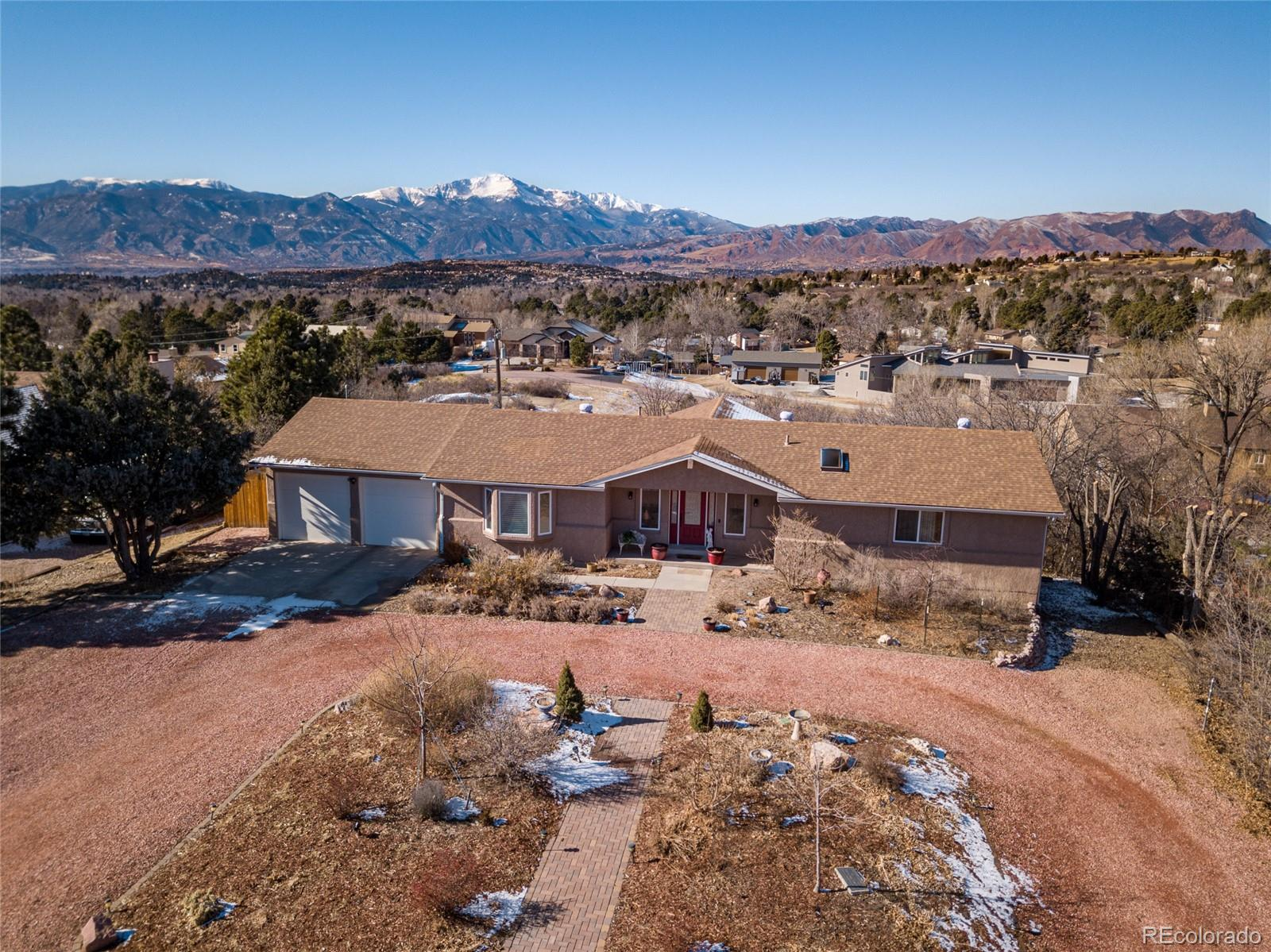 5390 Diamond Drive, Colorado Springs CO 80918