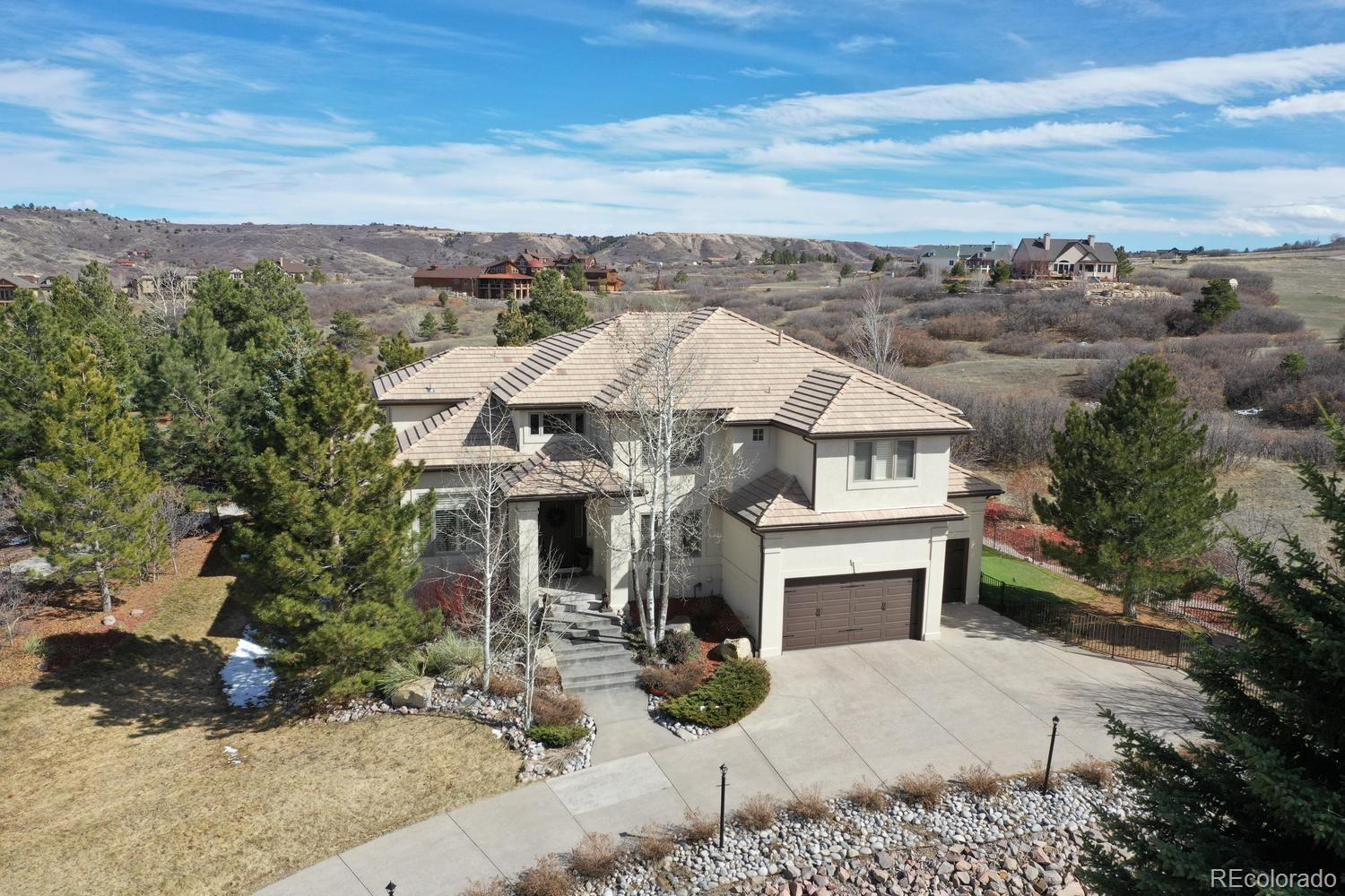 2155 Kahala Circle, Castle Rock CO 80104