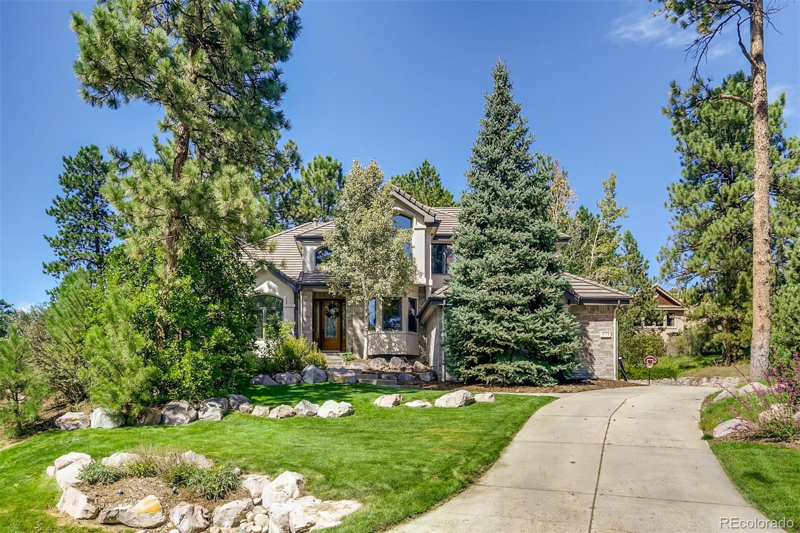 574 Castle Pines Drive, Castle Rock CO 80108