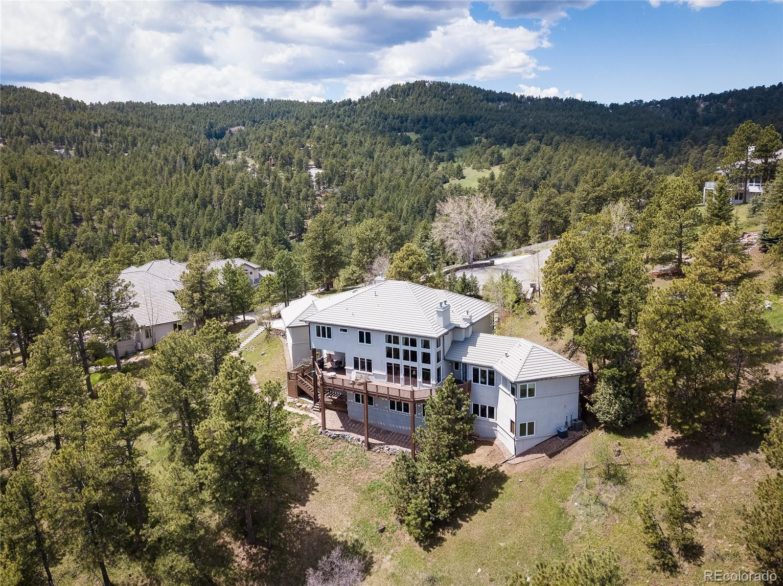 22525 Treetop Lane, Golden CO 80401