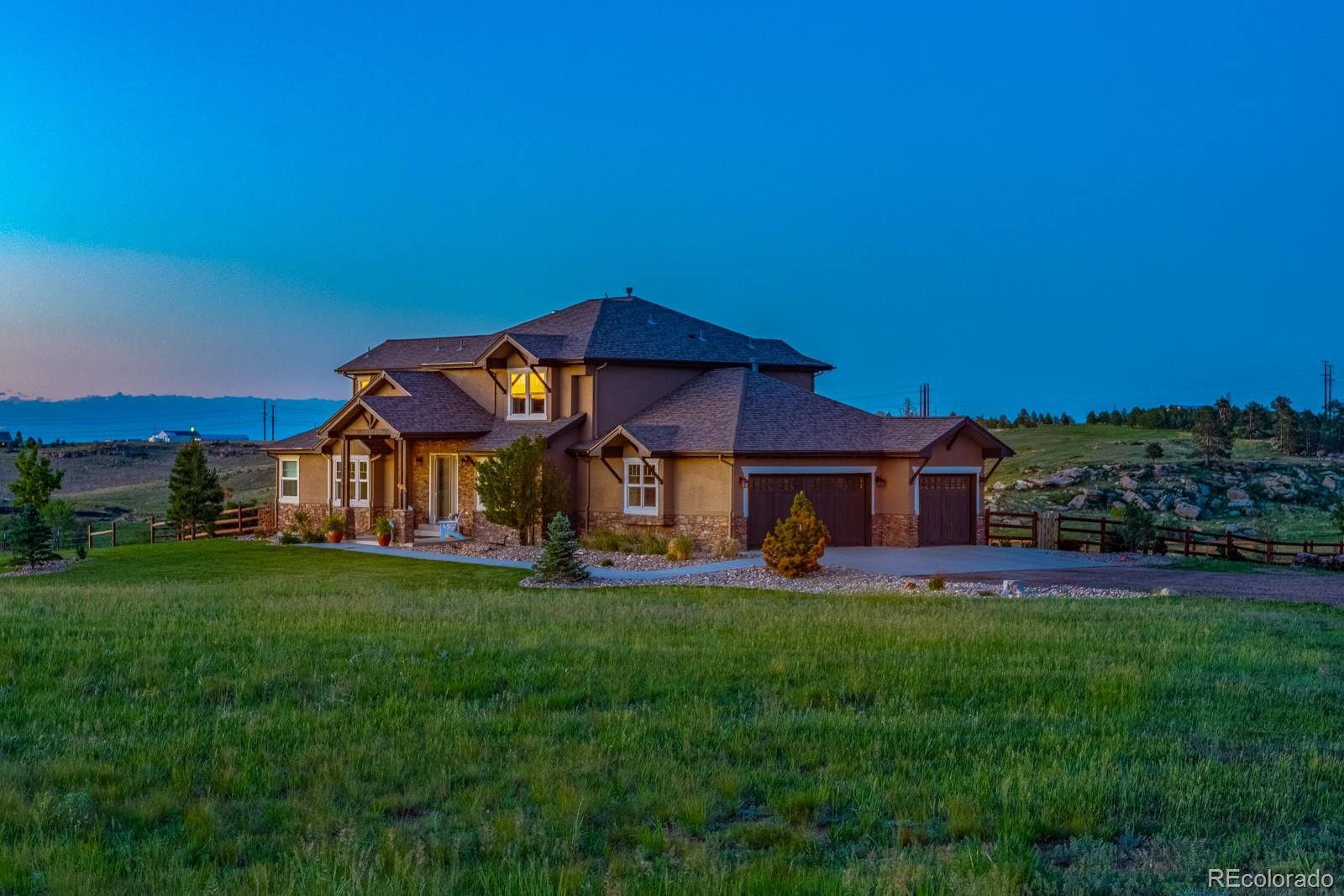 11065 Cave Spring Road, Franktown CO 80116