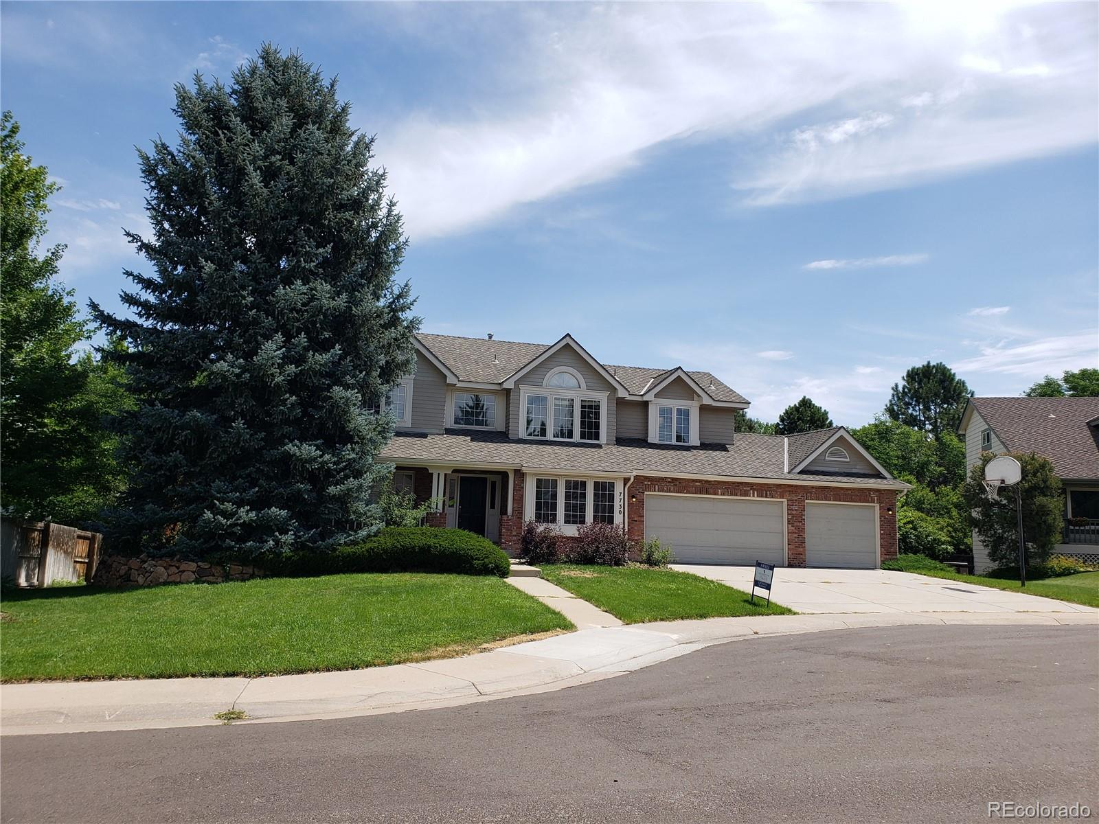 7730 S Lakeview Court, Littleton CO 80120