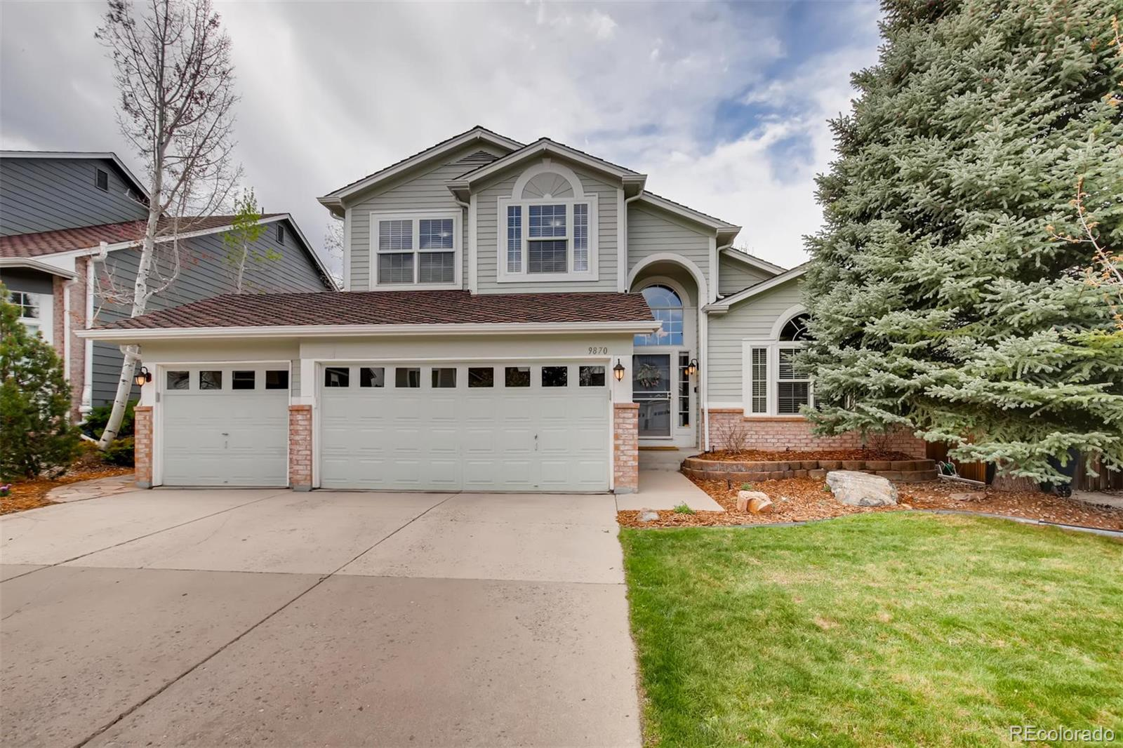 9870 Cypress Point Circle, Lone Tree CO 80124