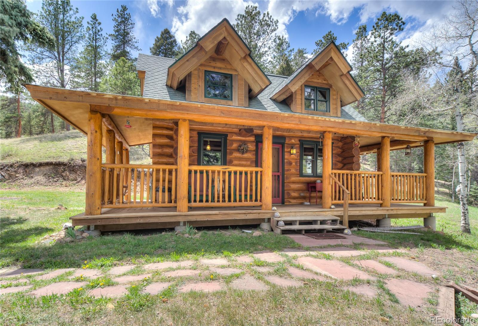 13515 S Baird Road, Conifer CO 80433