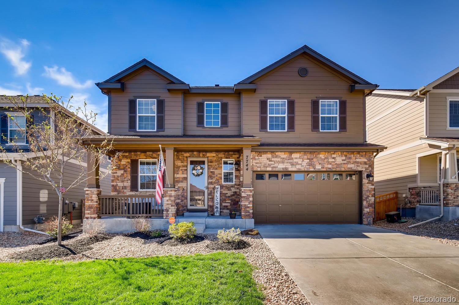7744 Blue Water Lane, Castle Rock CO 80108