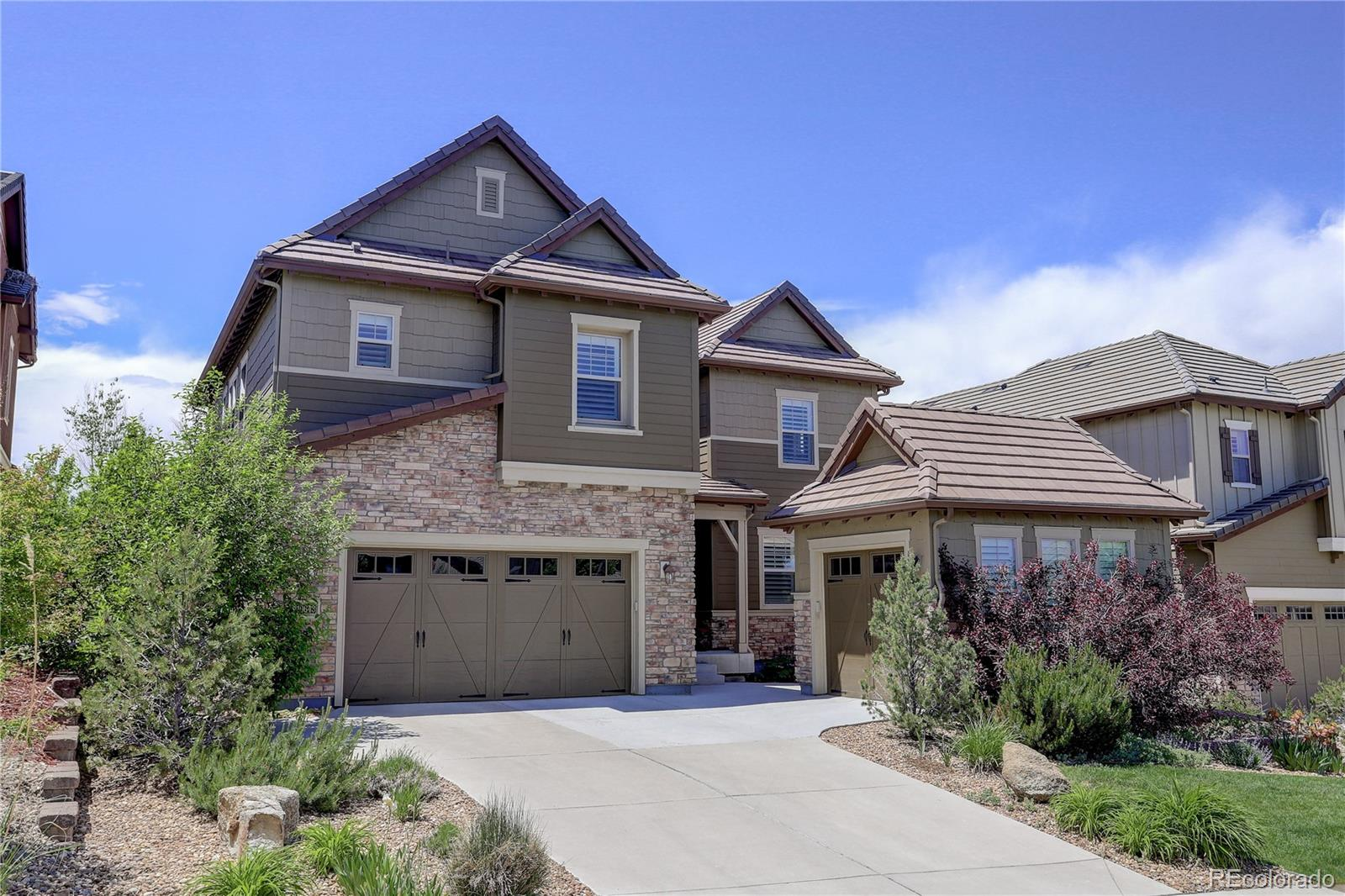 10643 Star Thistle Court, Highlands Ranch CO 80126