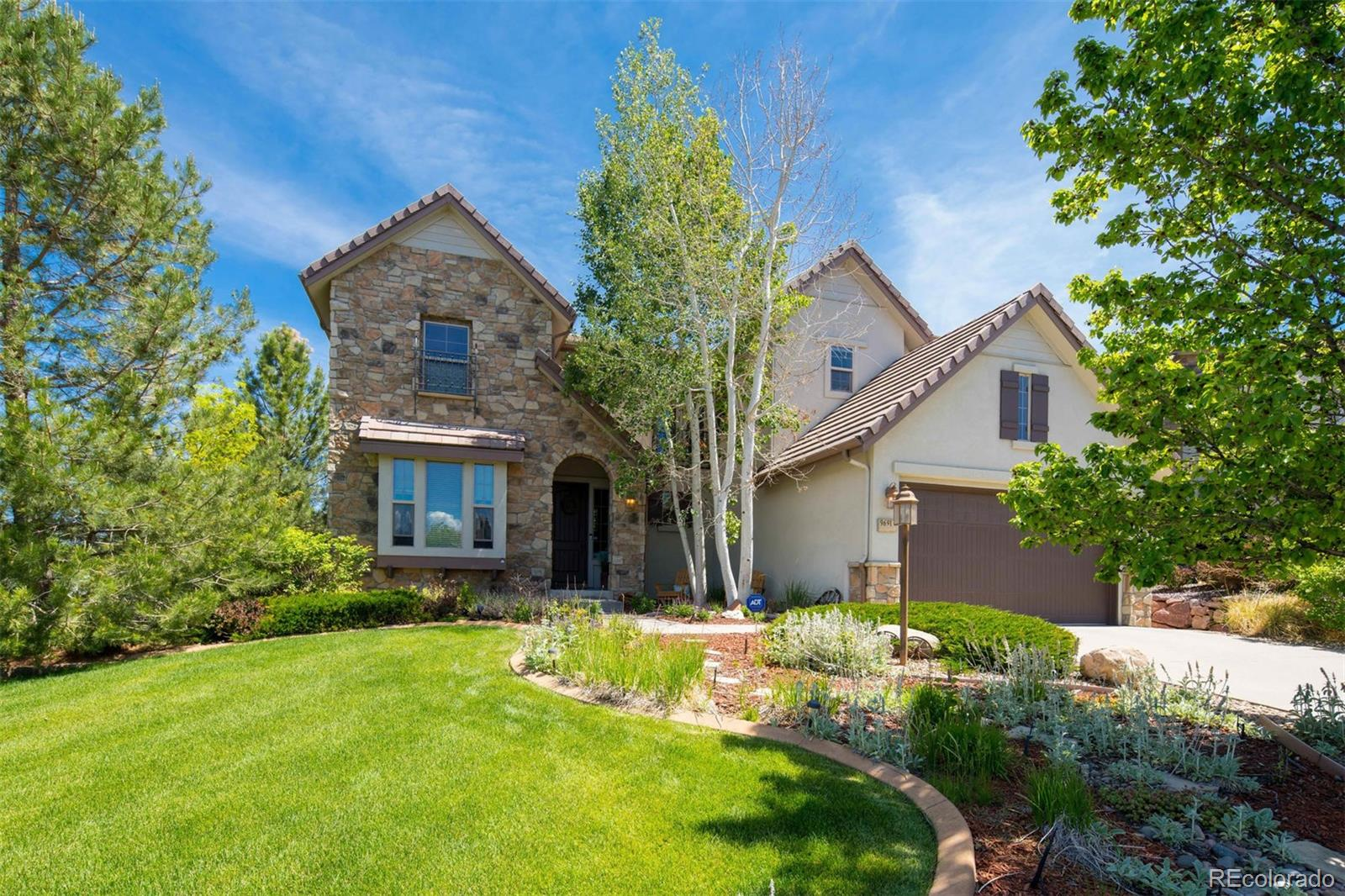 9691 Sunset Hill Place, Lone Tree CO 80124