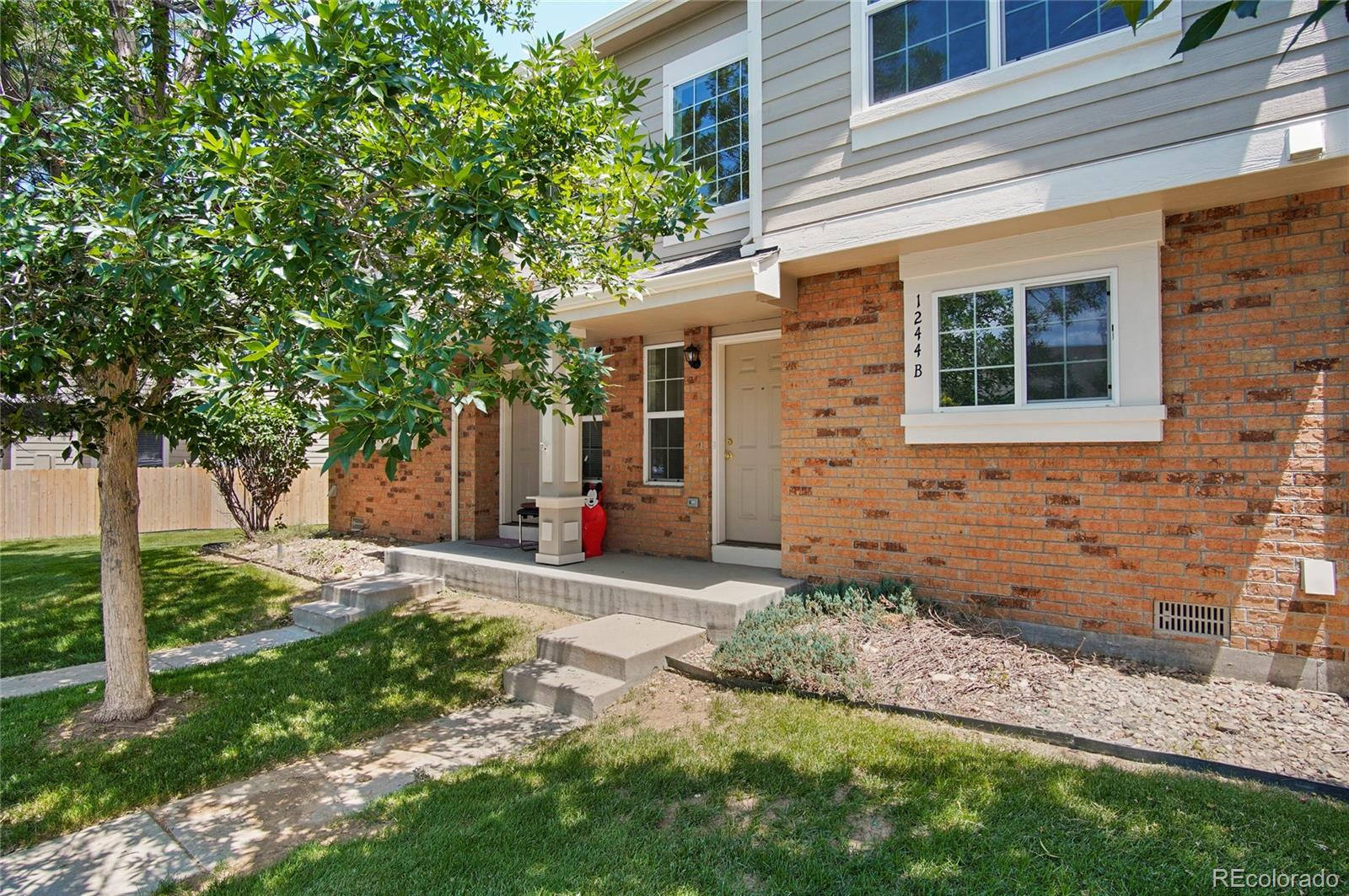 1244 S Zeno Way Unit B, Aurora CO 80017