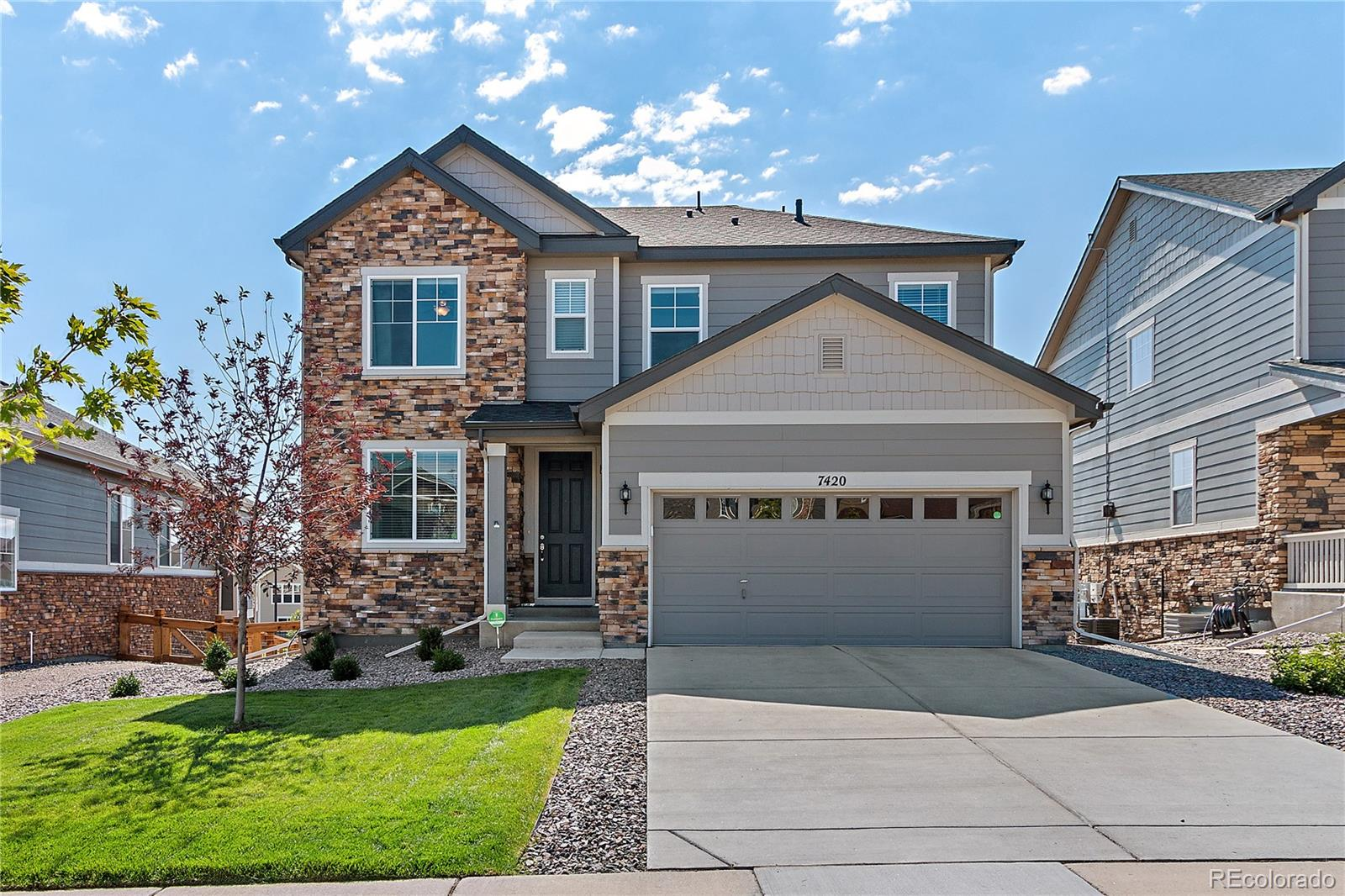 7420 S Old Hammer Way, Aurora CO 80016