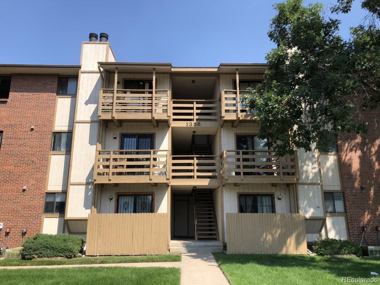 1358 S Irving Street Unit 8, Denver CO 80219