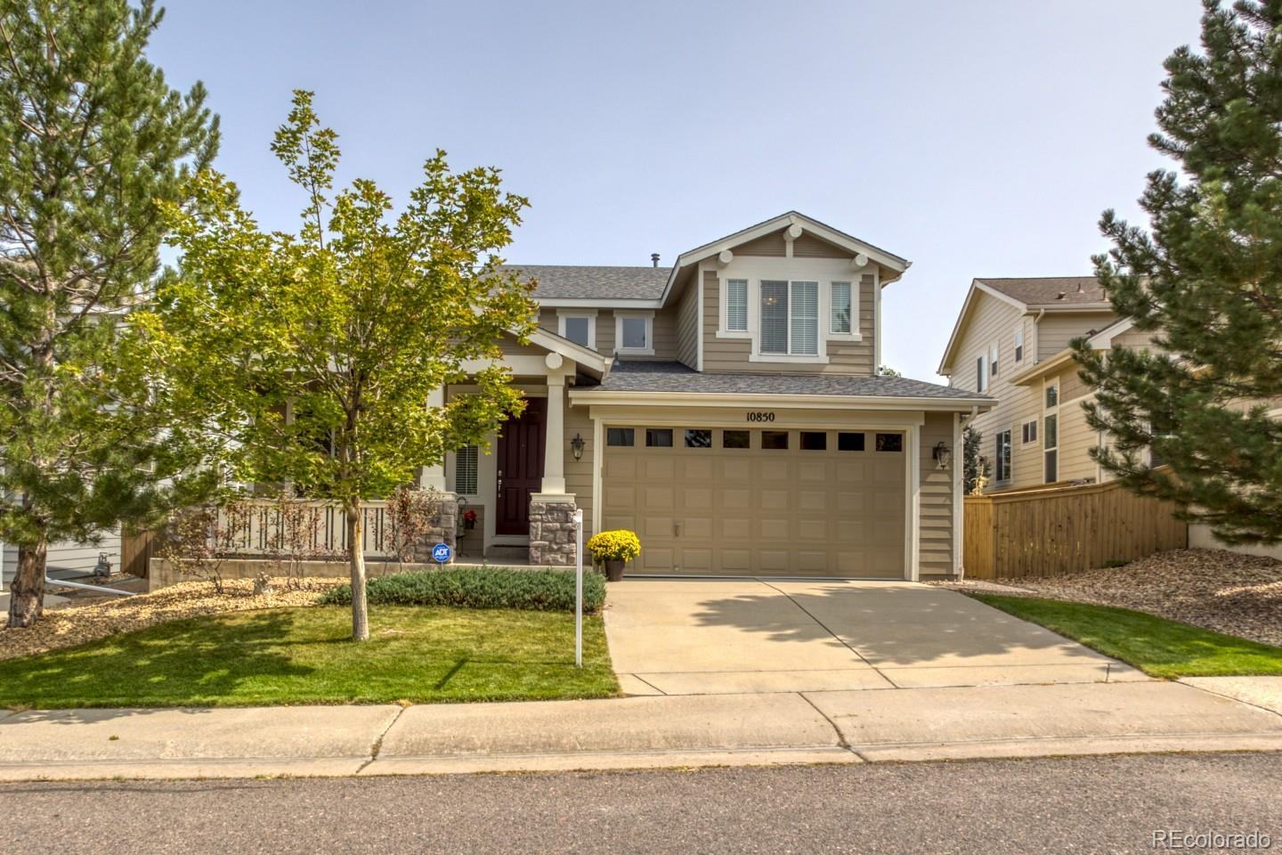 10850 Huntwick Street, Highlands Ranch CO 80130