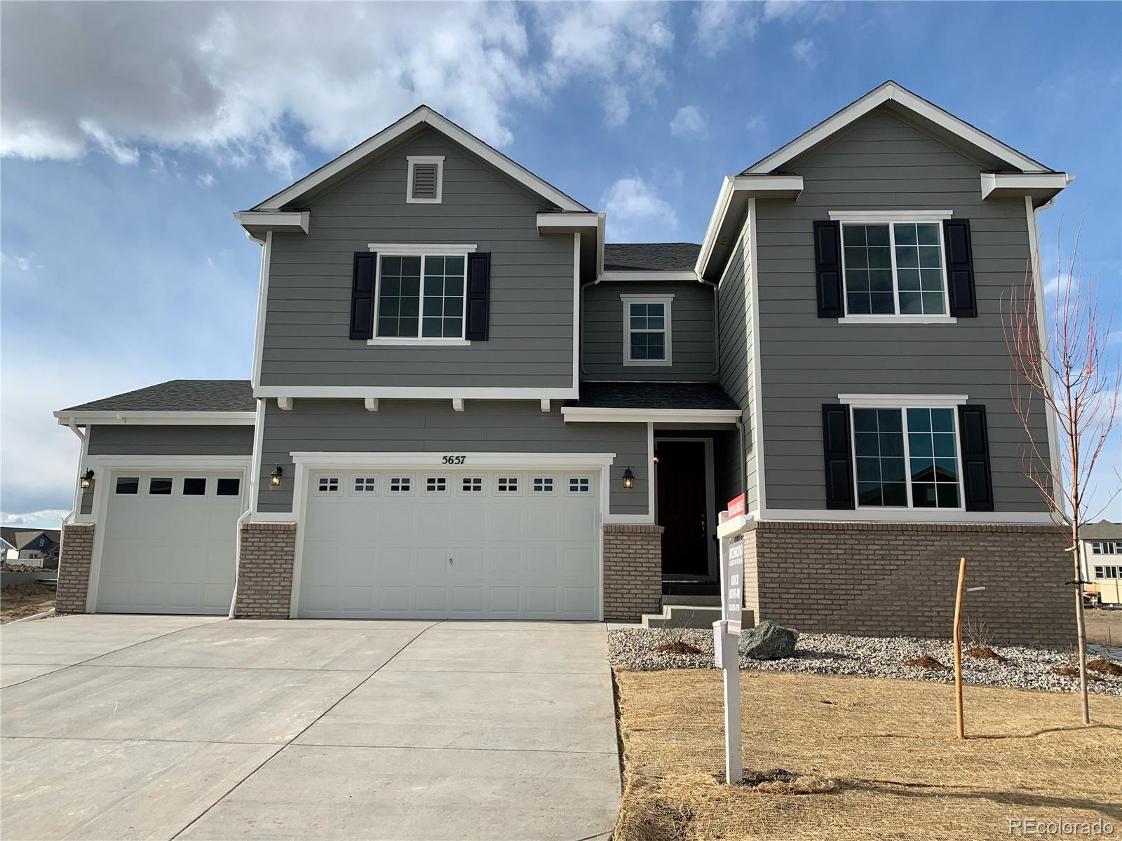 5657 Pinto Valley Street, Parker CO 80134