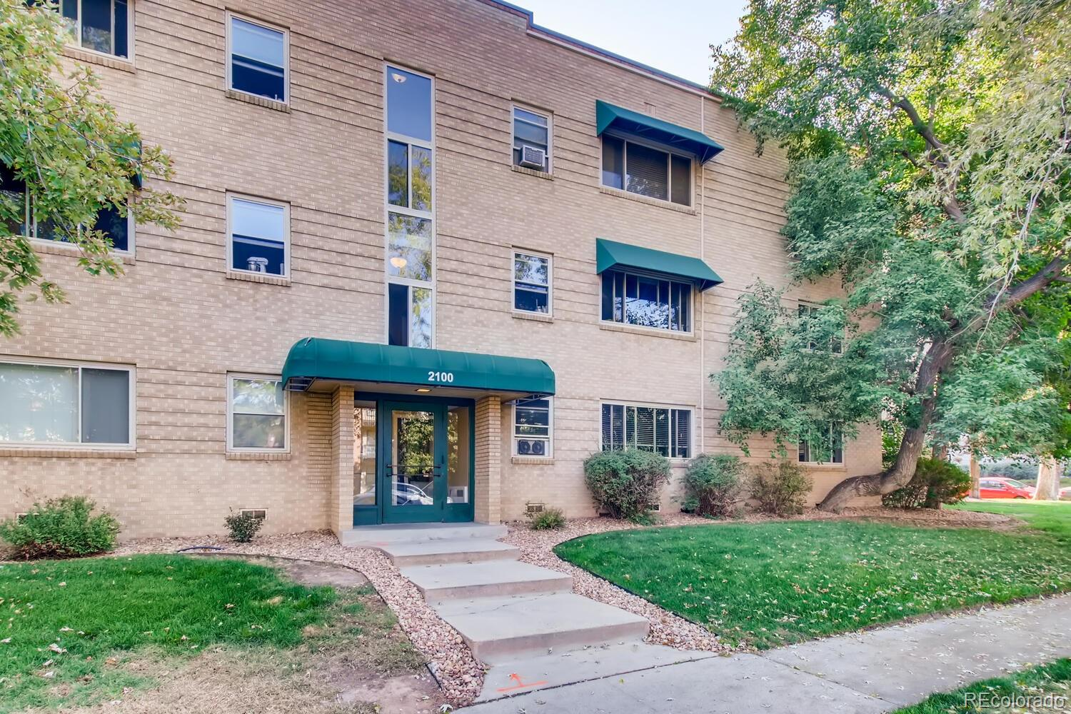 2100 N Franklin Street Unit 14, Denver CO 80205