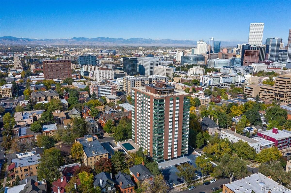 550 E 12th Avenue Unit 509, Denver CO 80203