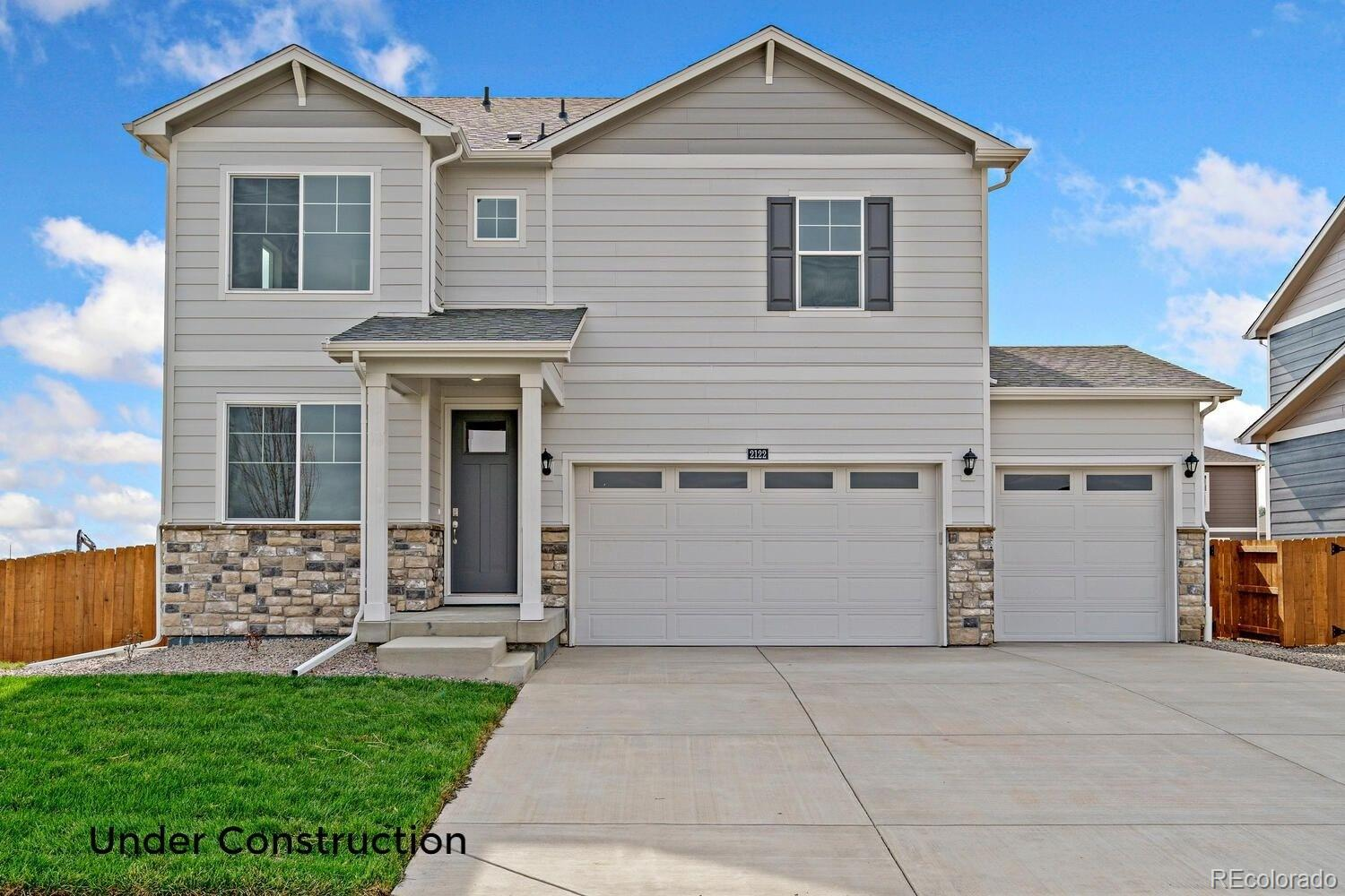 2425 Mountain Sky Drive, Fort Lupton CO 80621