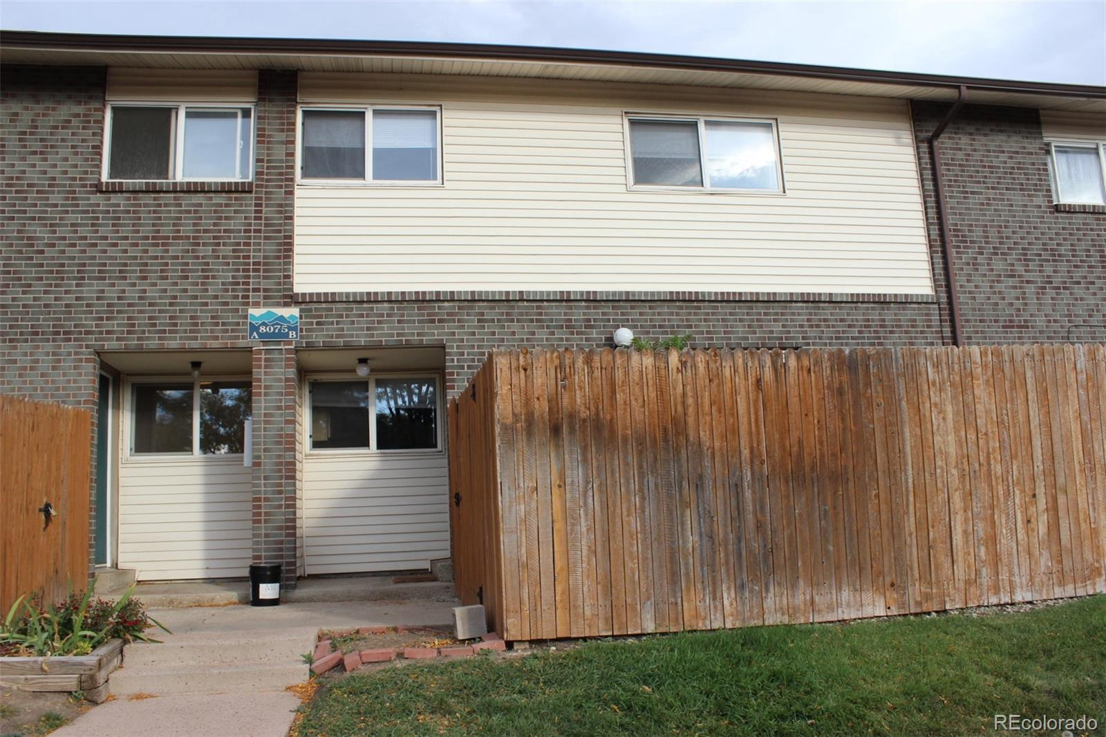 8075 Wolff Street Unit B, Westminster CO 80031