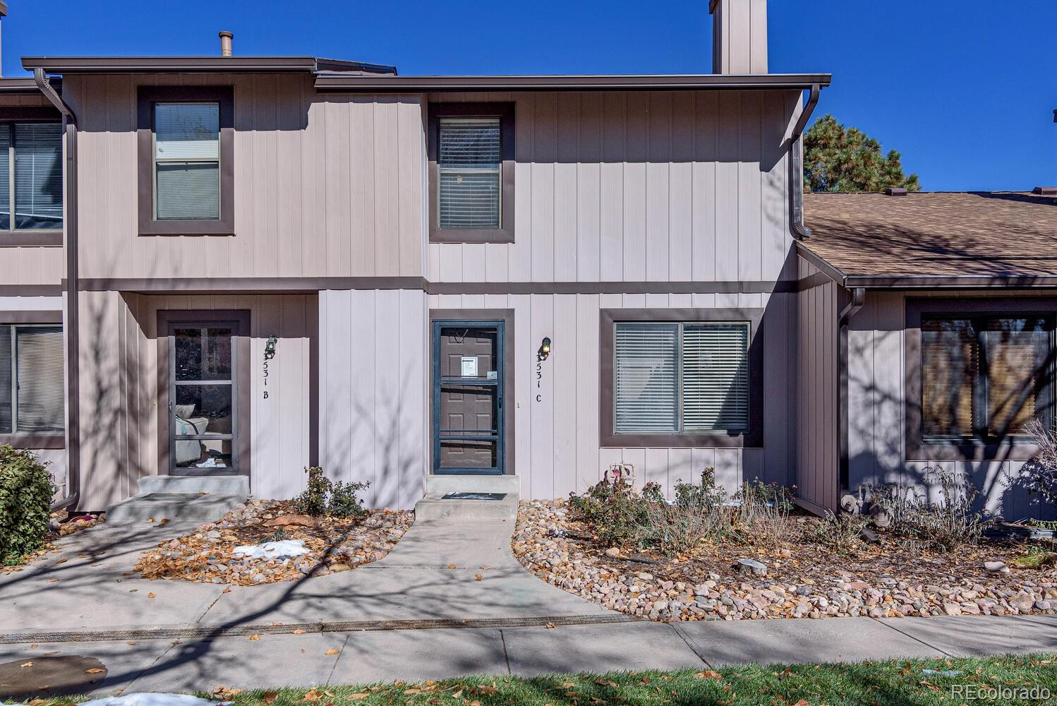3531 S Kittredge Street Unit C, Aurora CO 80013