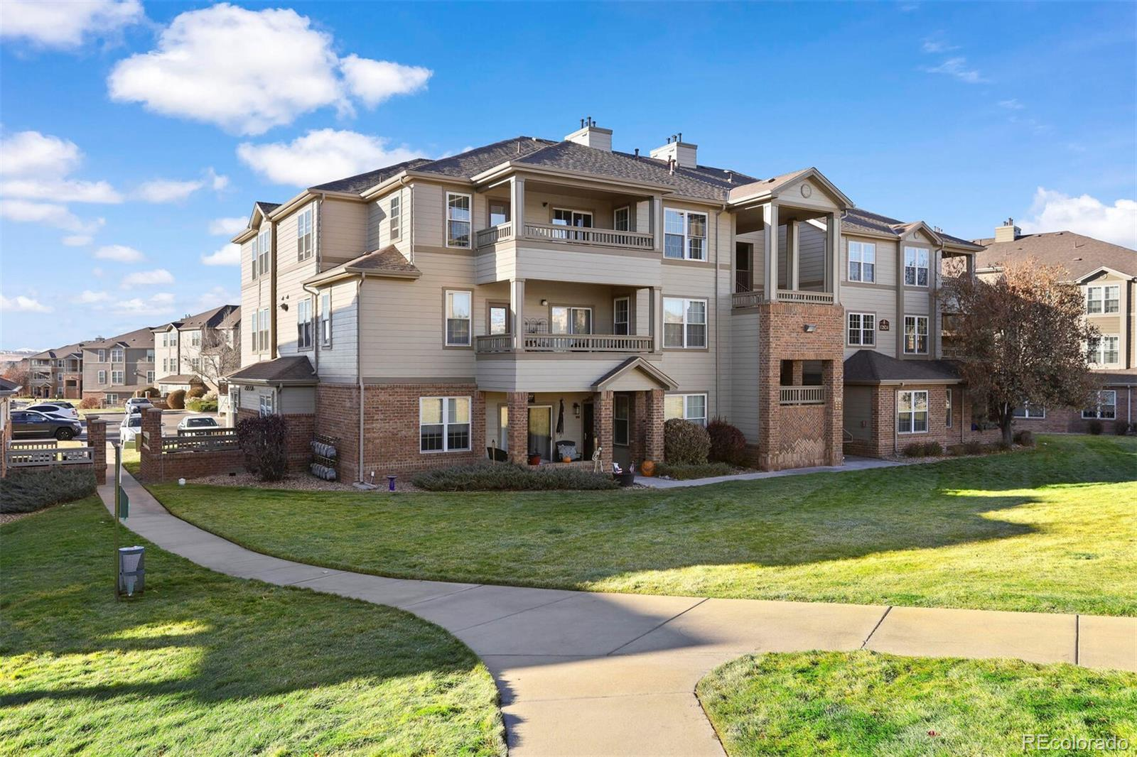 12824 Ironstone Way Unit 202, Parker CO 80134
