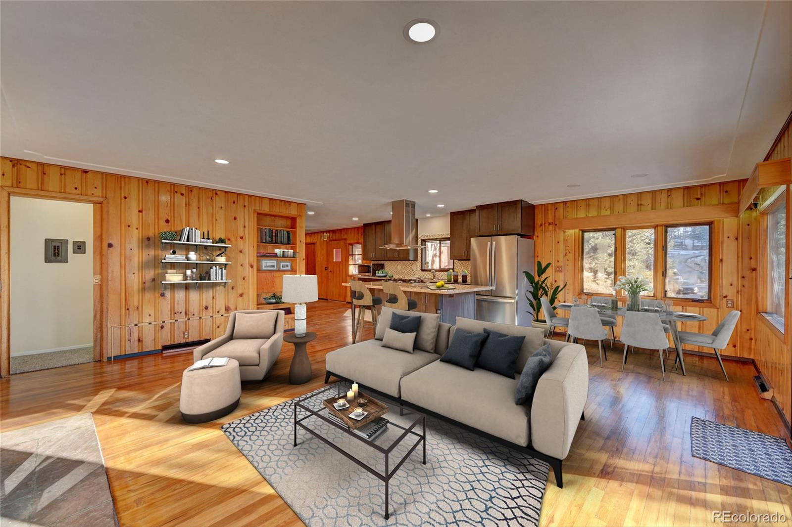 1008 Valley Road, Evergreen CO 80439