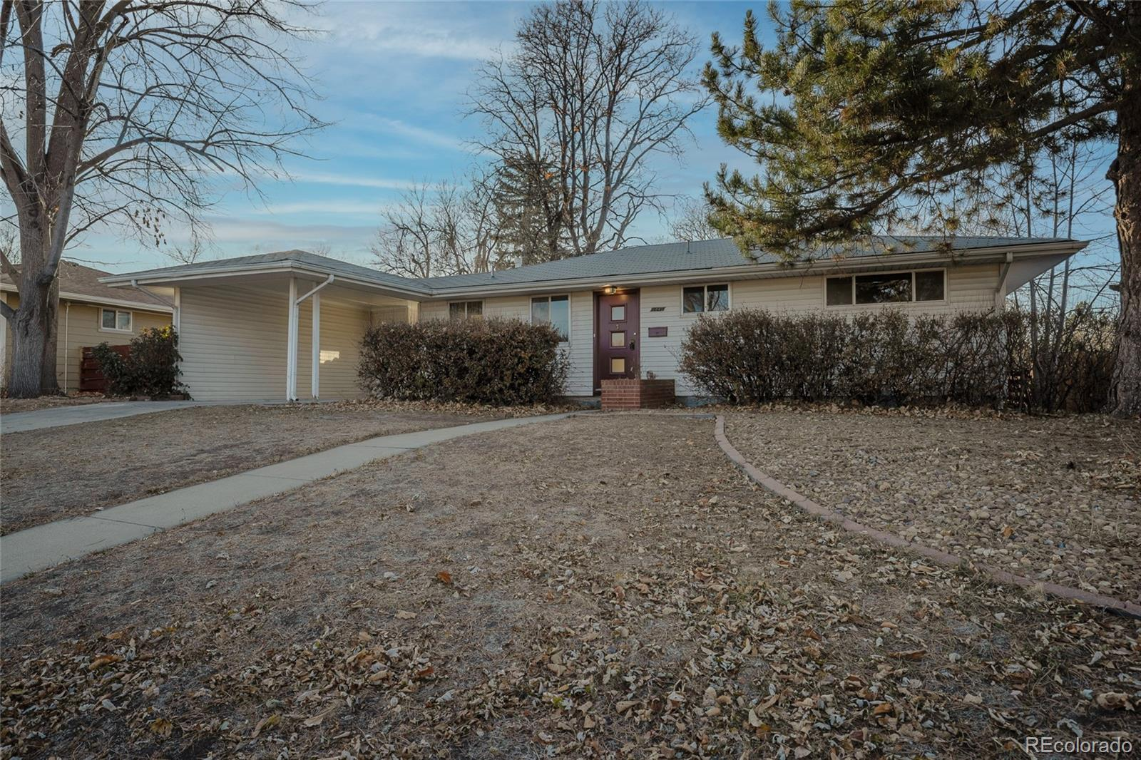 5845 S Cherokee Street, Littleton CO 80120