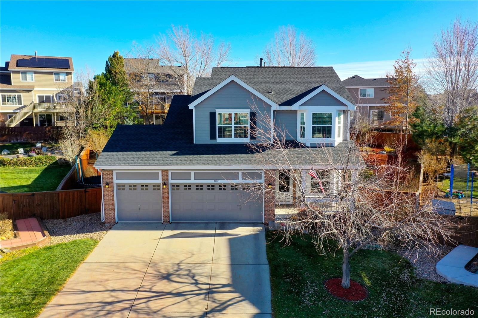 1018 Thornbury Place, Highlands Ranch CO 80129