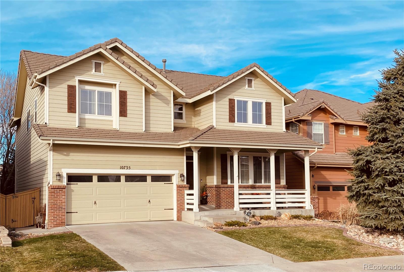 10735 Wynspire Road, Highlands Ranch CO 80130