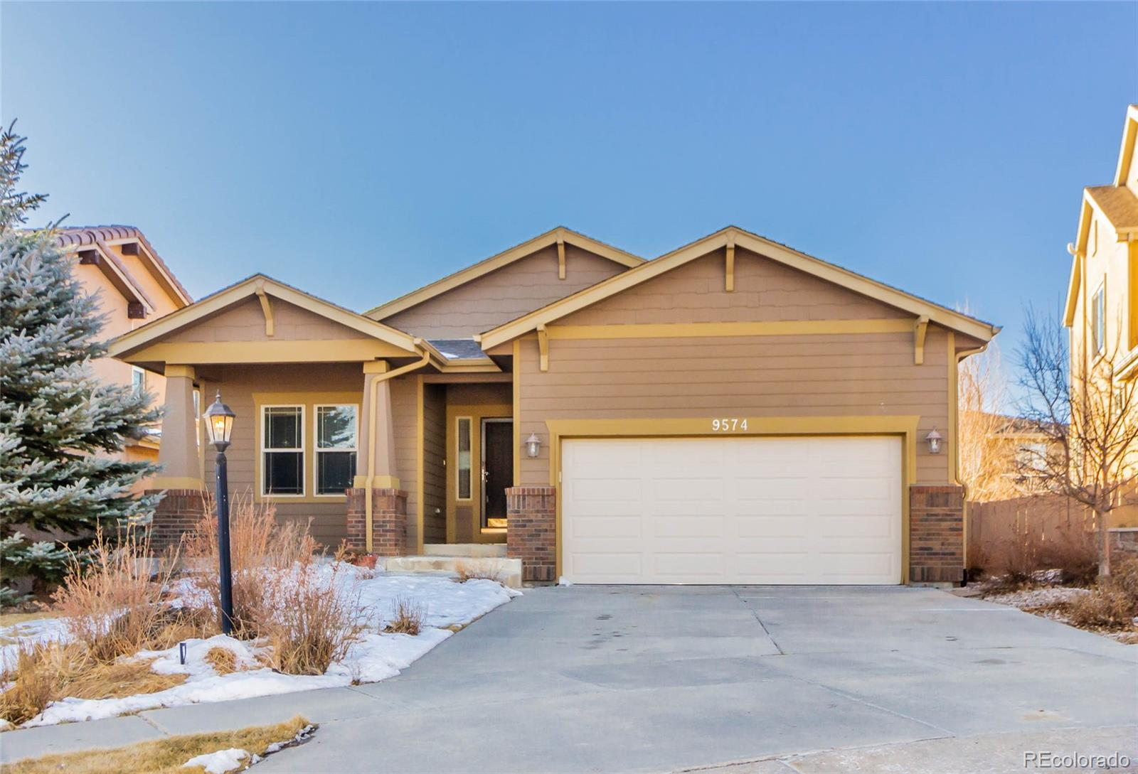 9574 Roxborough Park Court, Colorado Springs CO 80924