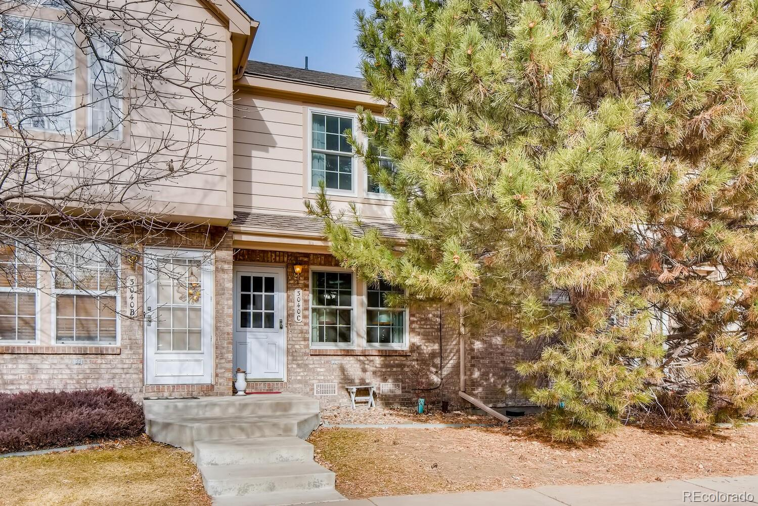 3040 W 107th Place Unit C, Westminster CO 80031