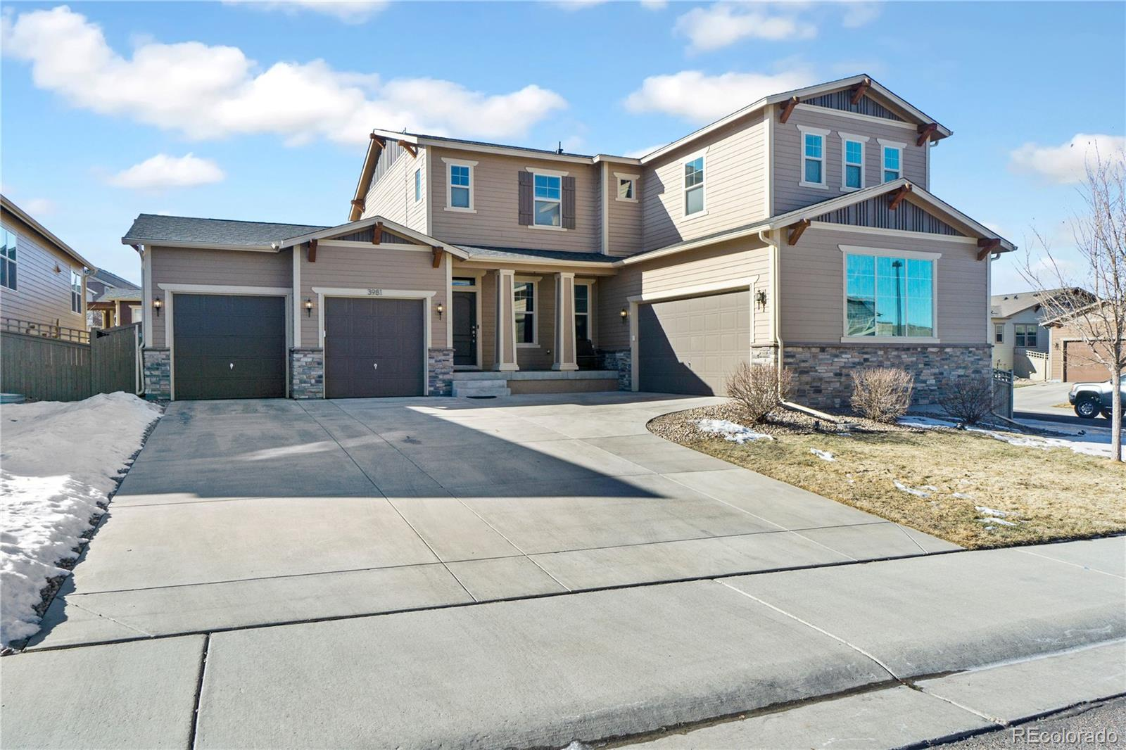 3981 Manorbrier Circle, Castle Rock CO 80104