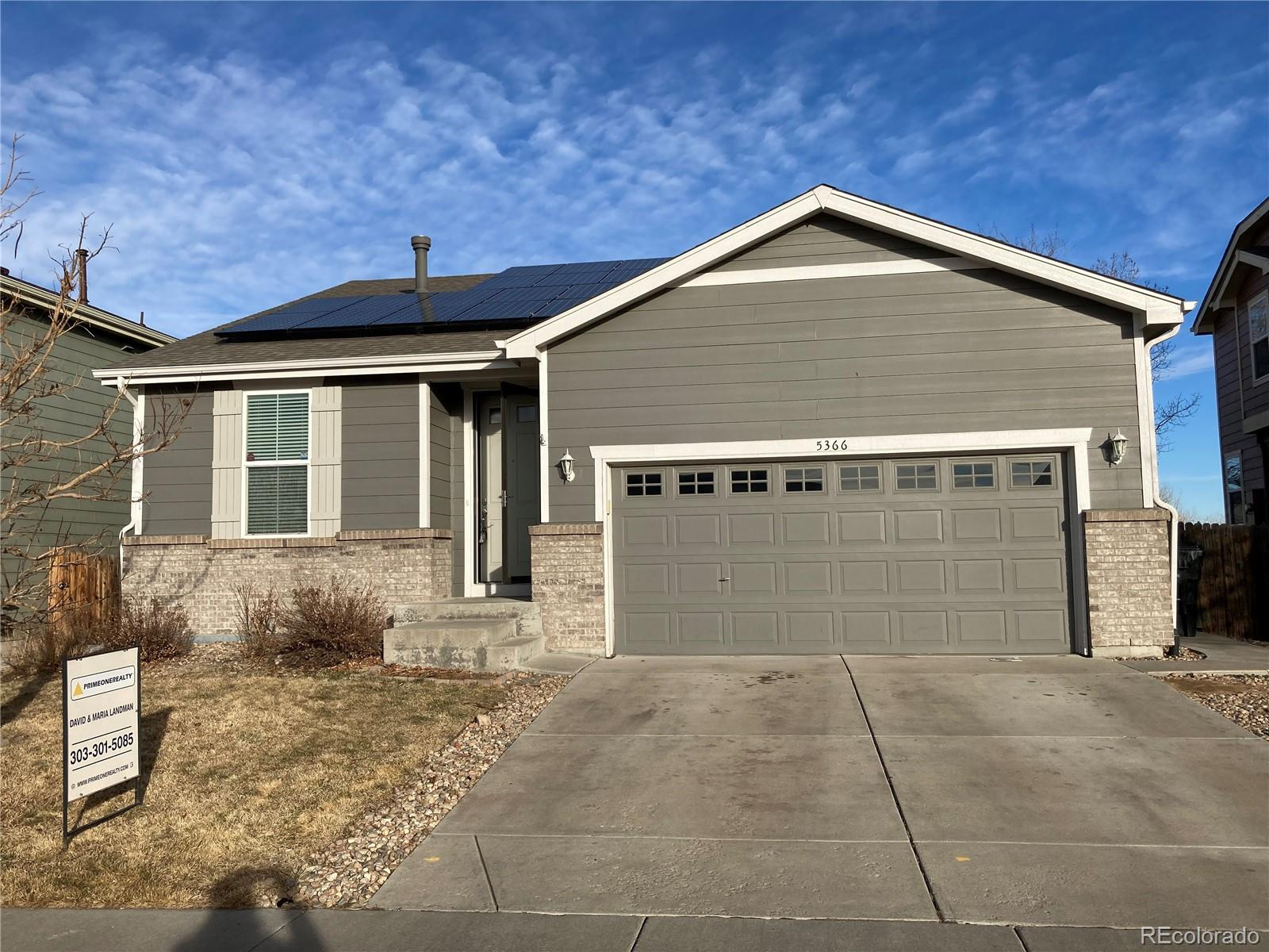 5366 Lewiston Court, Denver CO 80239