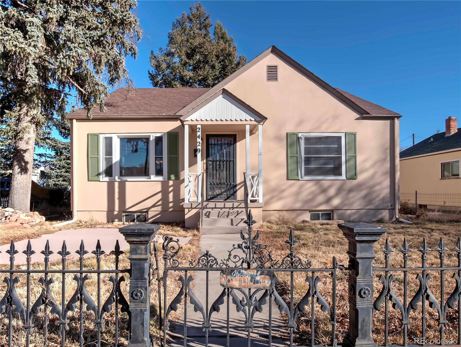 2429 N Tejon Street, Colorado Springs CO 80907