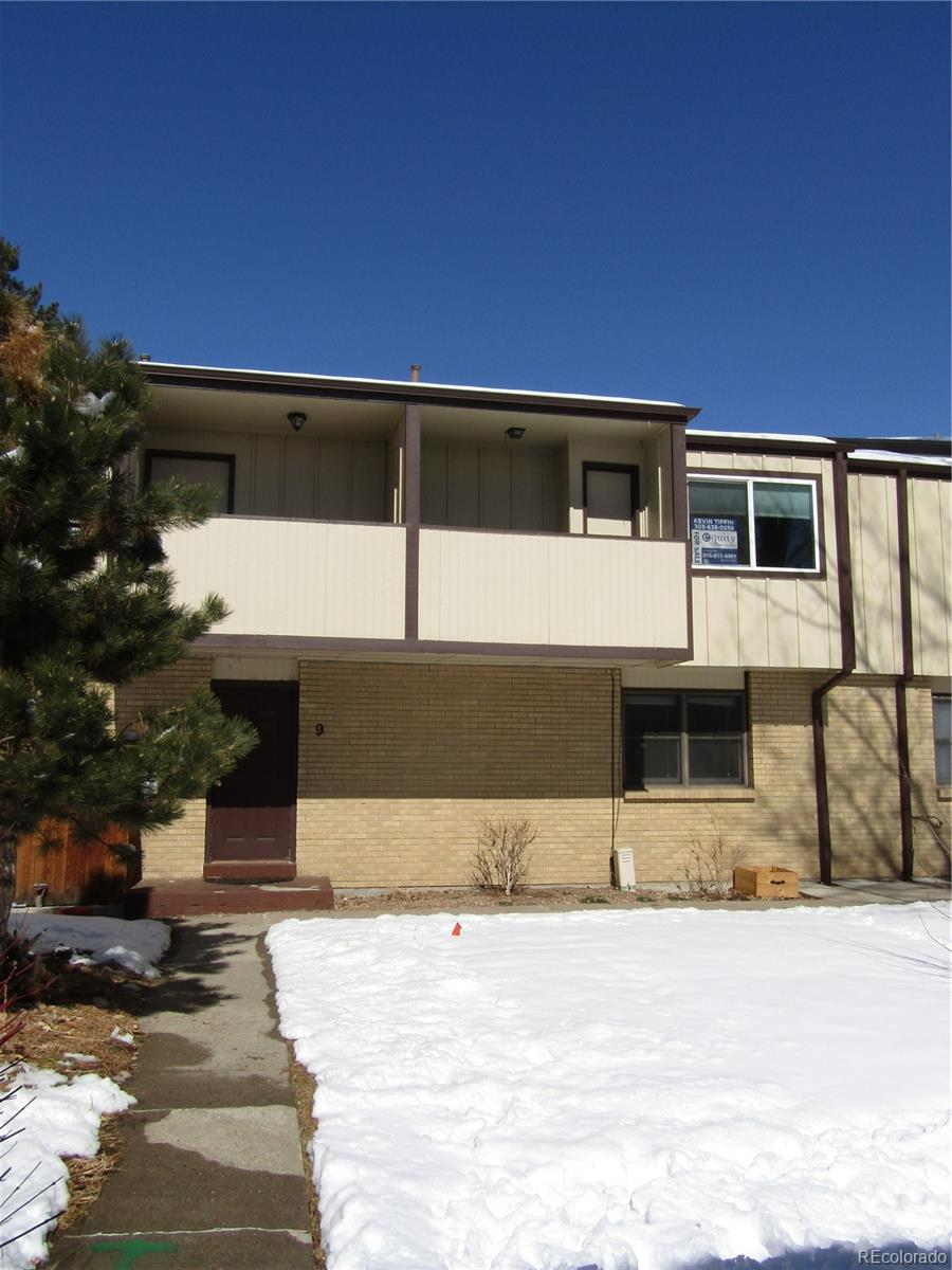1847 Quail Street Unit 9, Lakewood CO 80215