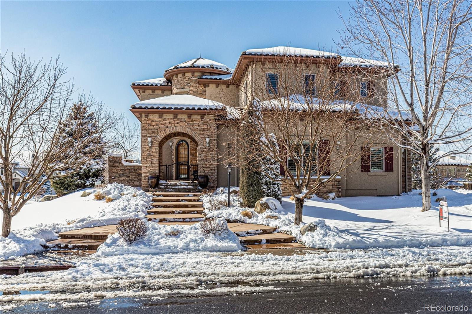 9587 S Shadow Hill Circle, Lone Tree CO 80124