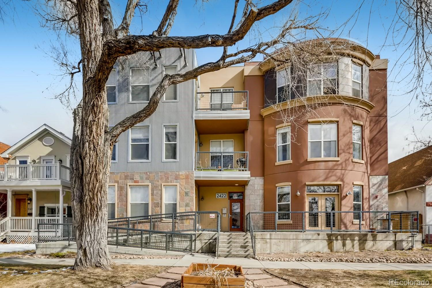2422 Tremont Place Unit 103, Denver CO 80205