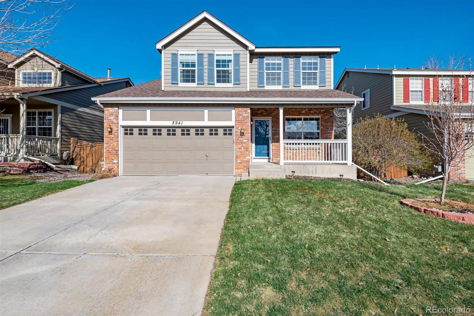 8941 Miners Place, Highlands Ranch CO 80126