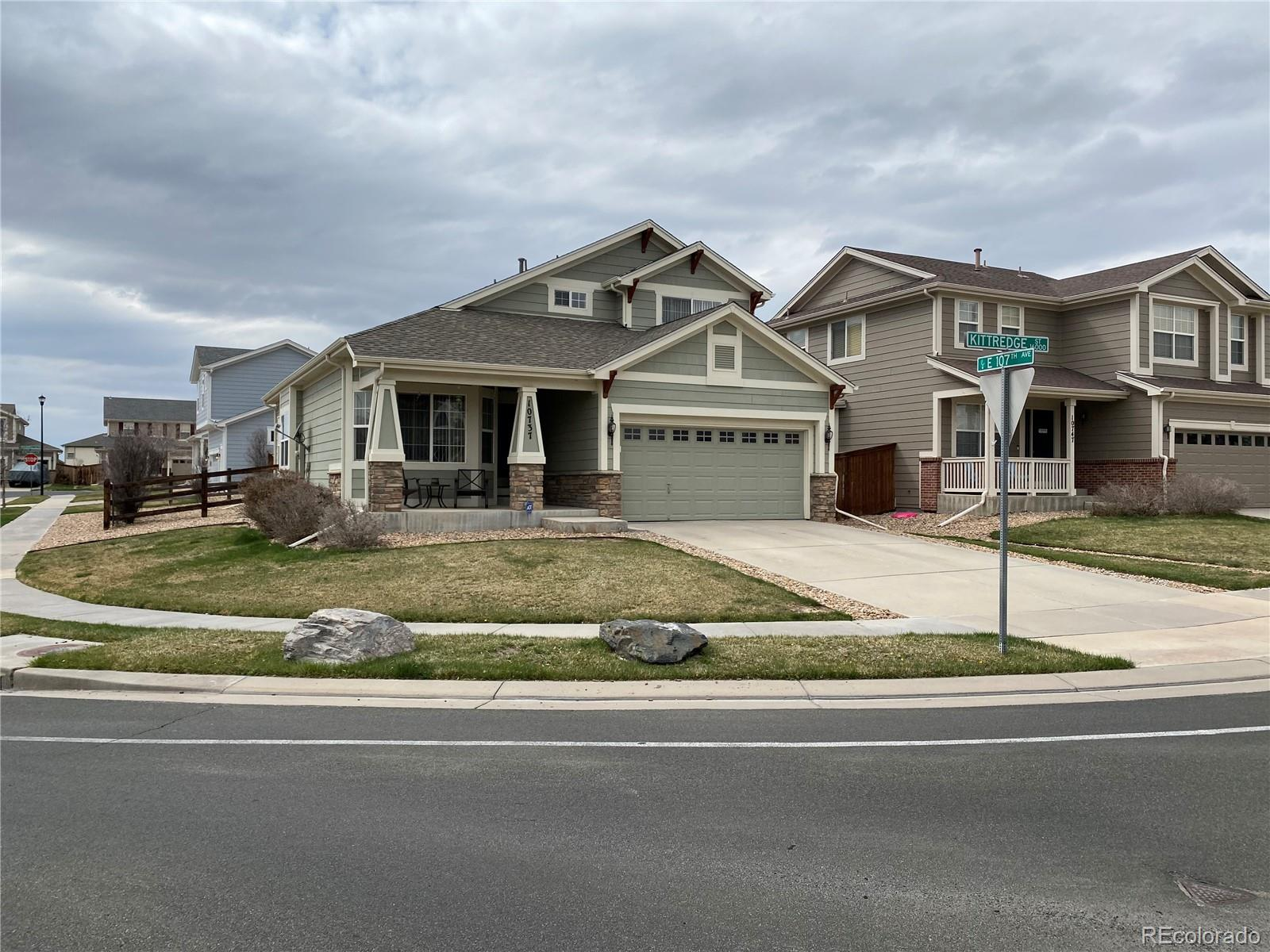 10737 Kittredge Street, Commerce City CO 80022