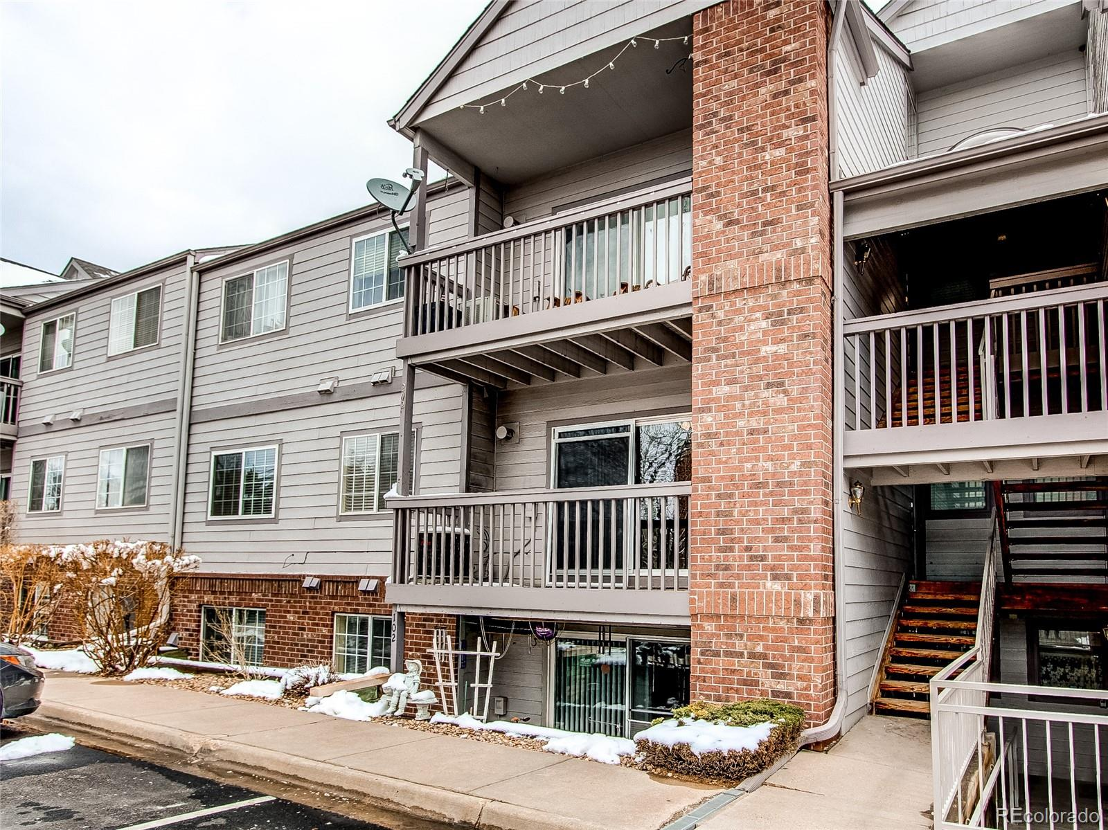10784 W 63rd Place Unit 202, Arvada CO 80004
