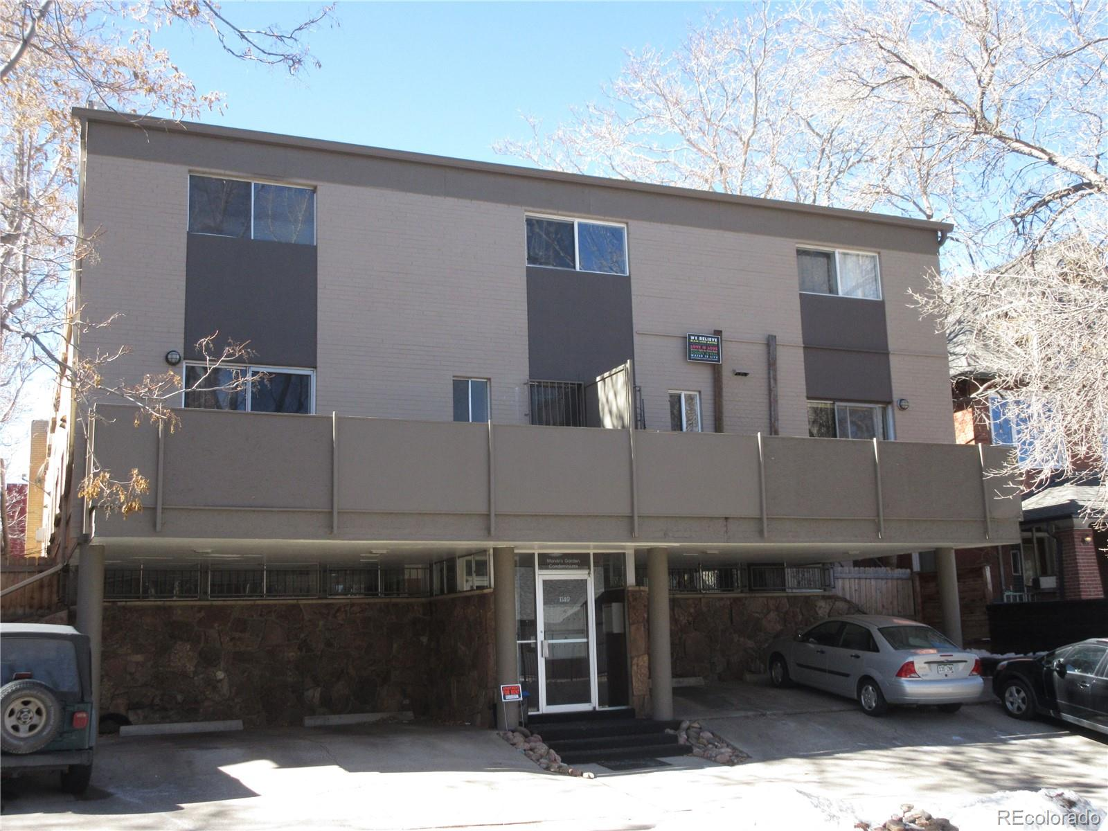 1149 Columbine Street Unit 204, Denver CO 80206