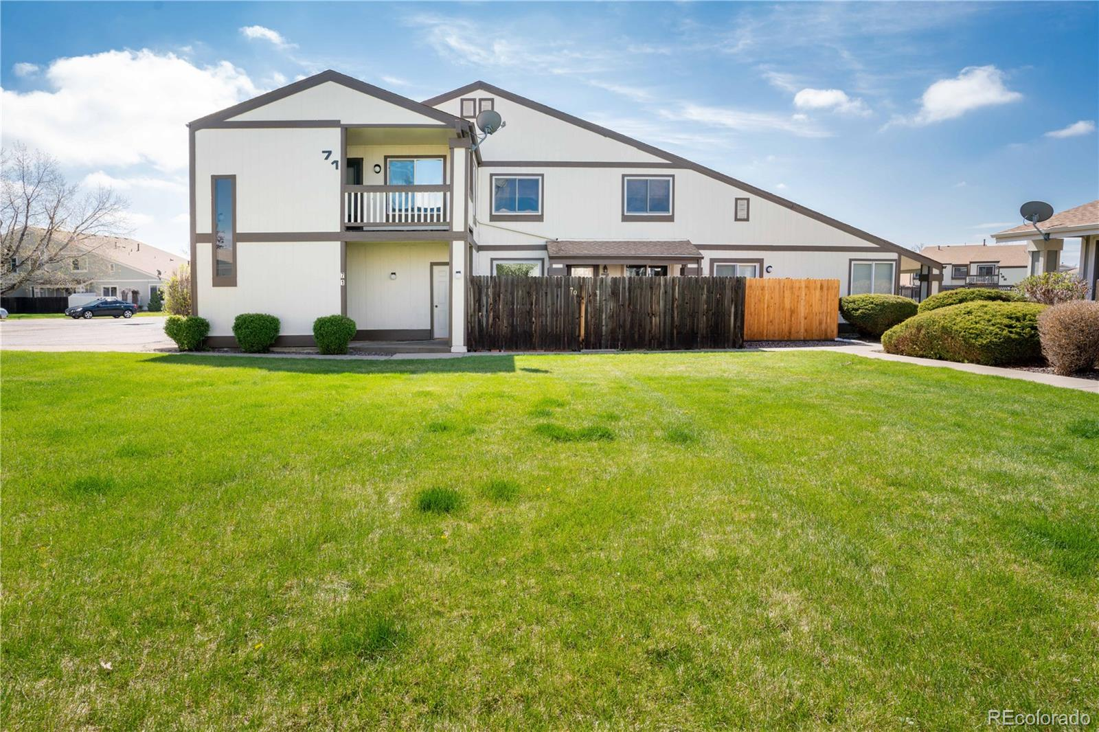 8760 Chase Drive Unit 71, Arvada CO 80003